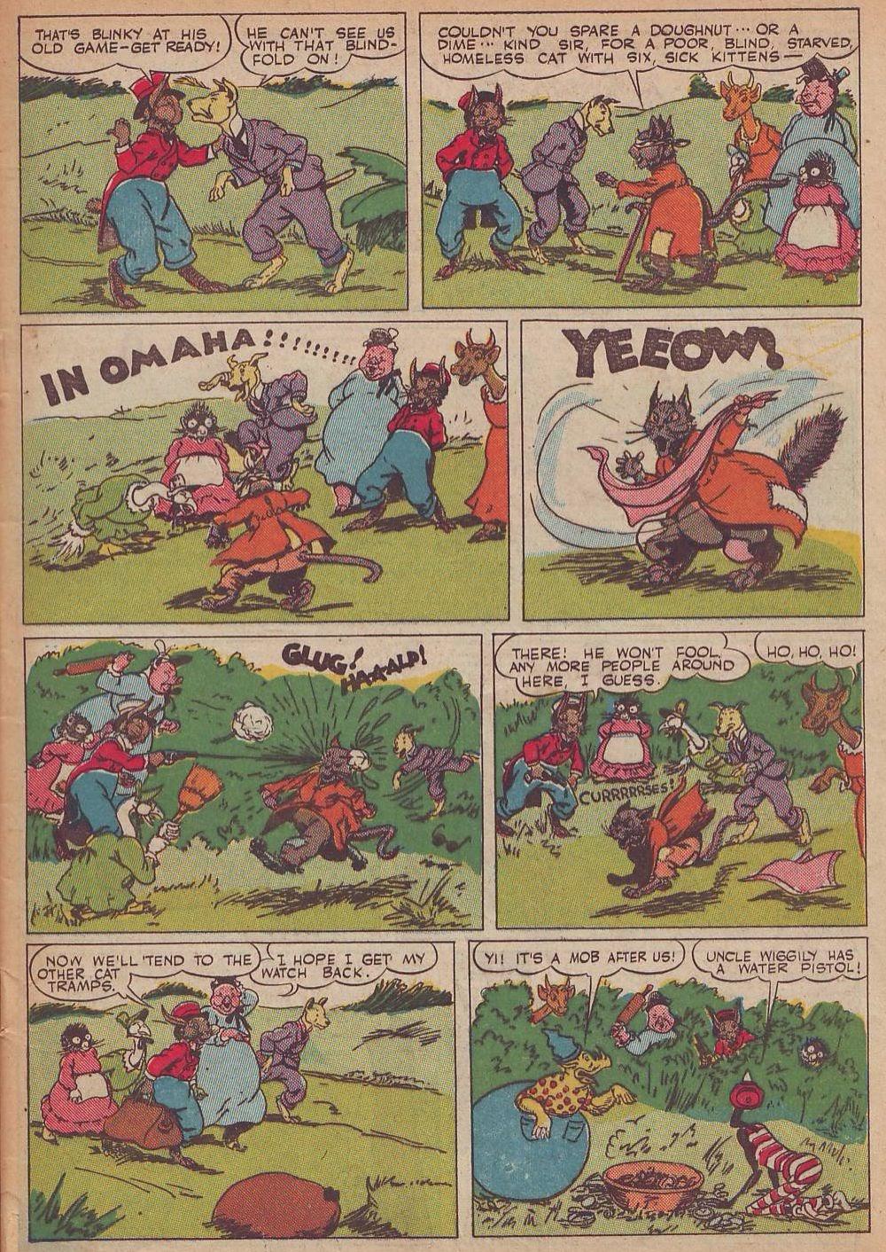 Read online Animal Comics comic -  Issue #21 - 11