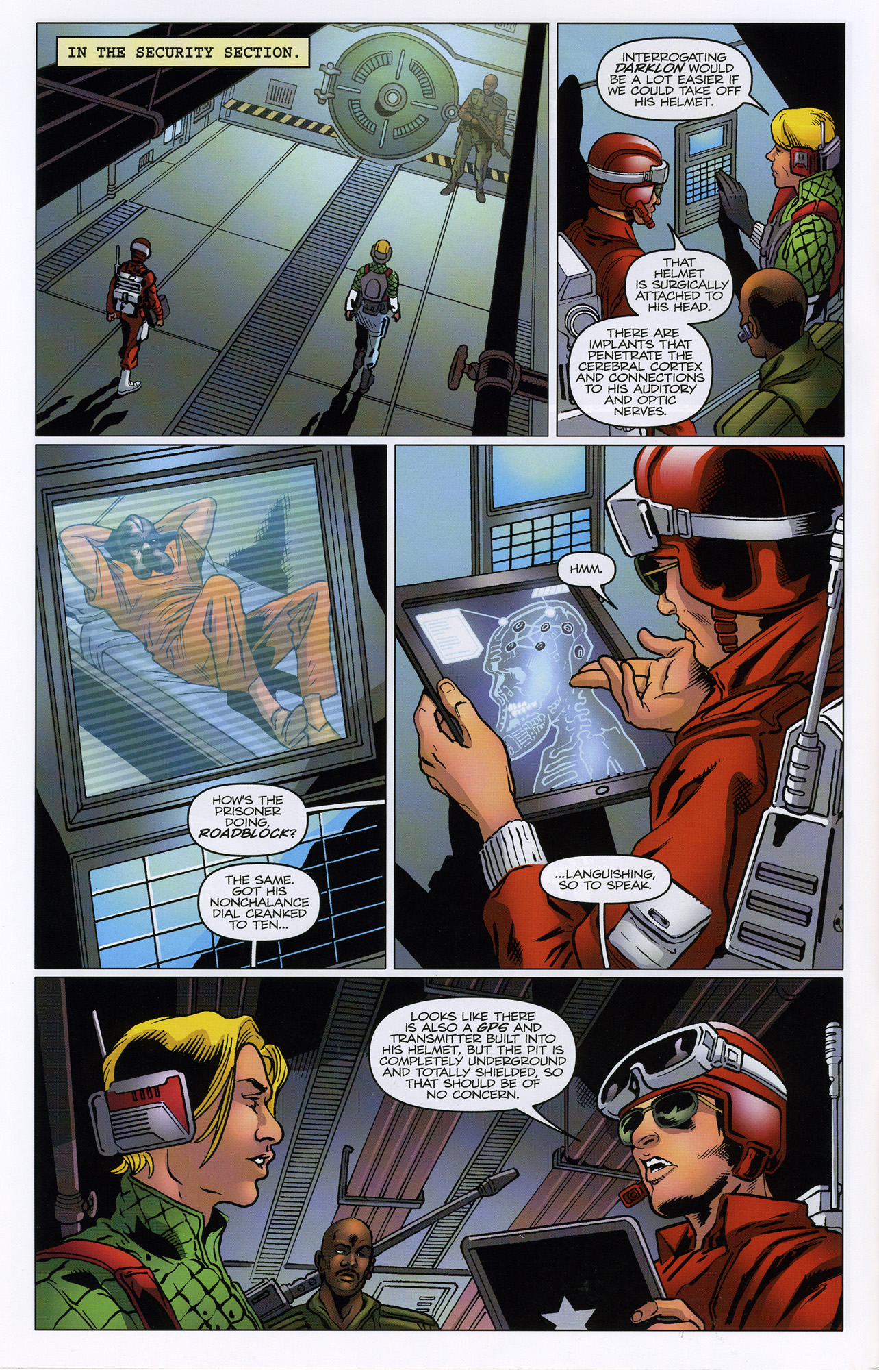 G.I. Joe: A Real American Hero 181 Page 8