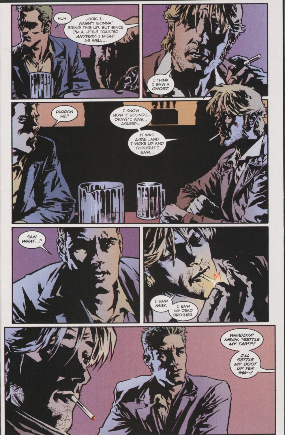 Wildcats (1999) _Annual 2000 #1 - English 10