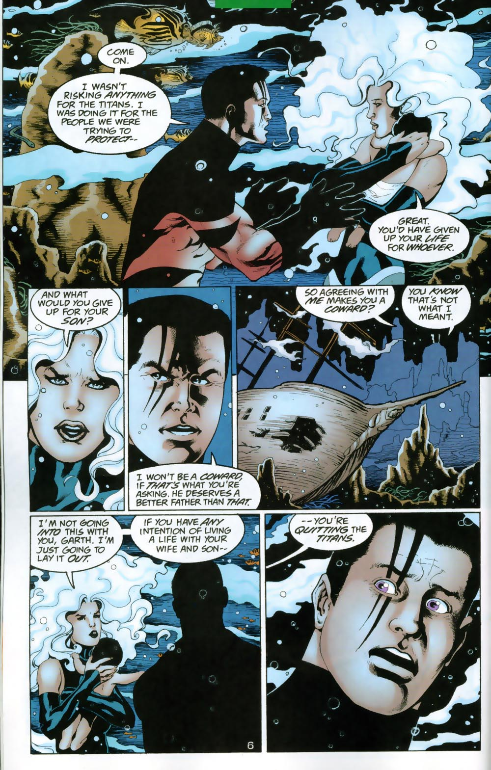 Read online The Titans (1999) comic -  Issue #47 - 7