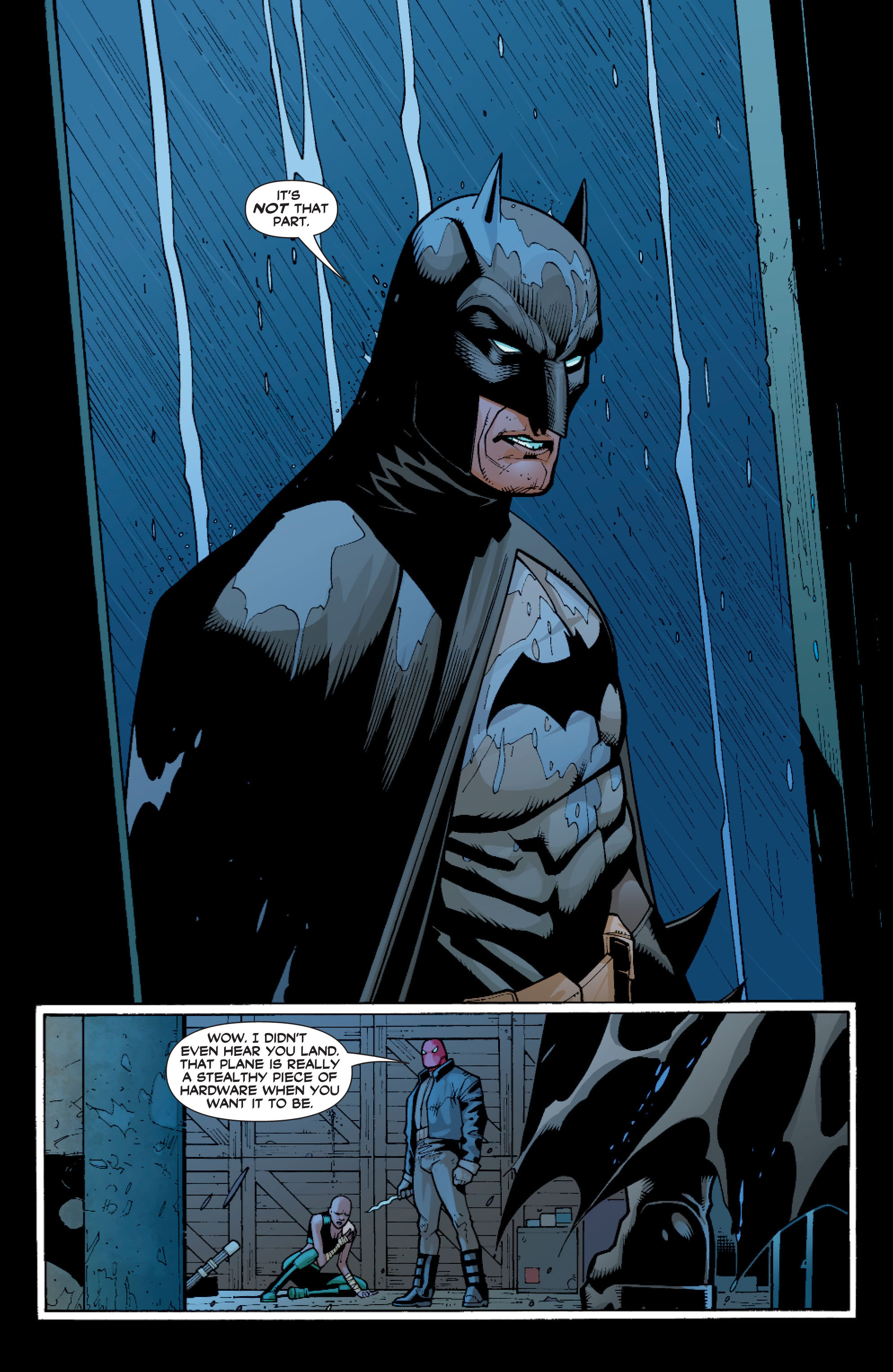 Read online Batman: Under The Red Hood comic -  Issue # Full - 157