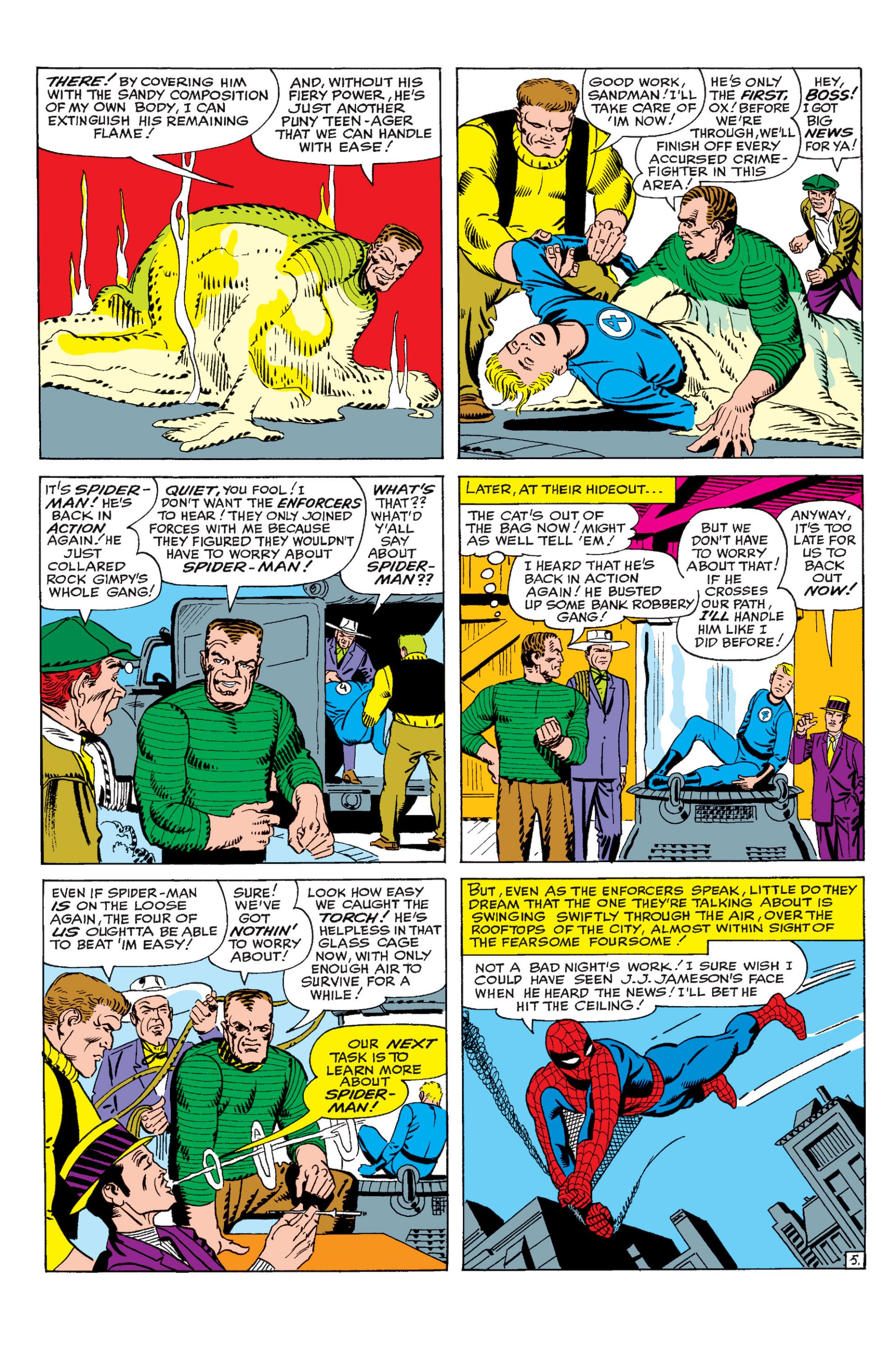 The Amazing Spider-Man (1963) 19 Page 5