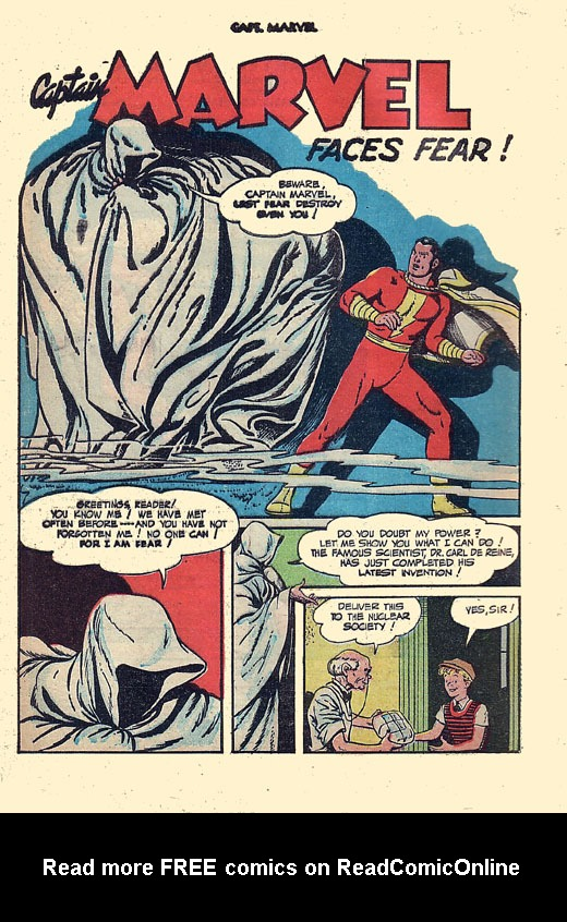 Captain Marvel Adventures issue 89 - Page 3