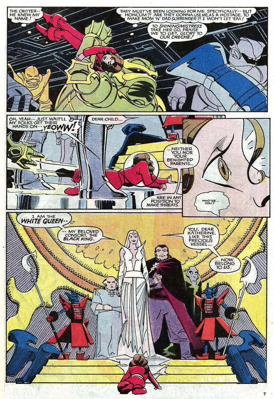 Read online Uncanny X-Men (1963) comic -  Issue # _Annual 8 - 9