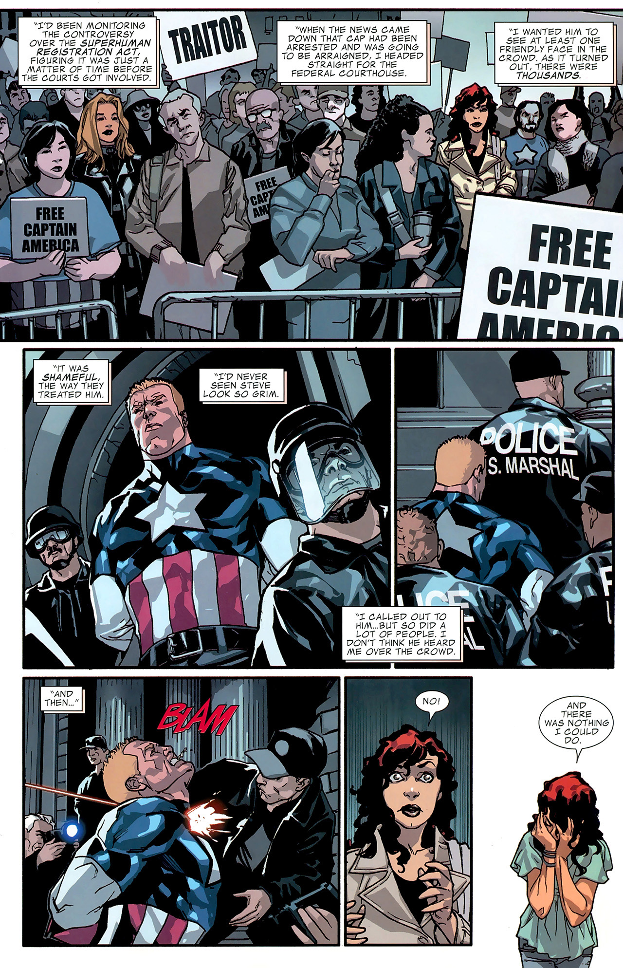 Captain America (1968) 600 Page 53