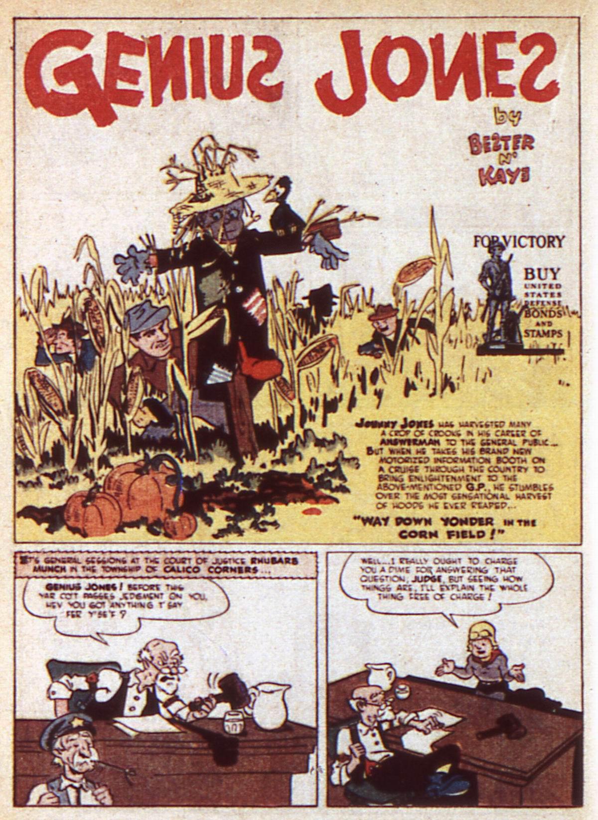 Read online Adventure Comics (1938) comic -  Issue #85 - 38
