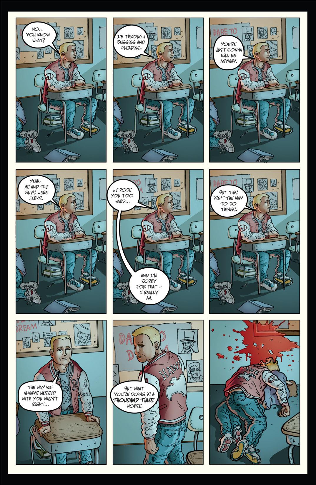 Read online Nightmare World comic -  Issue # Vol. 1 Thirteen Tales of Terror - 100