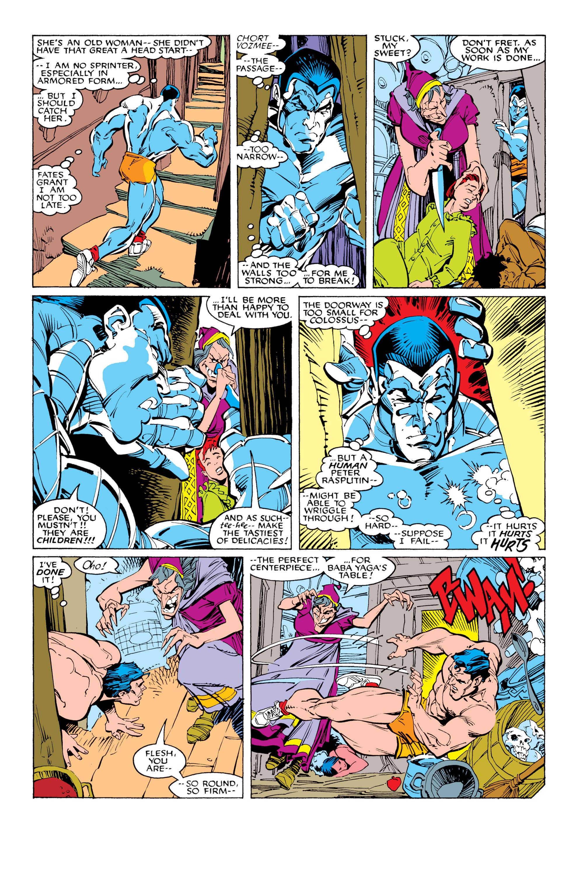 Read online Uncanny X-Men (1963) comic -  Issue #231 - 18