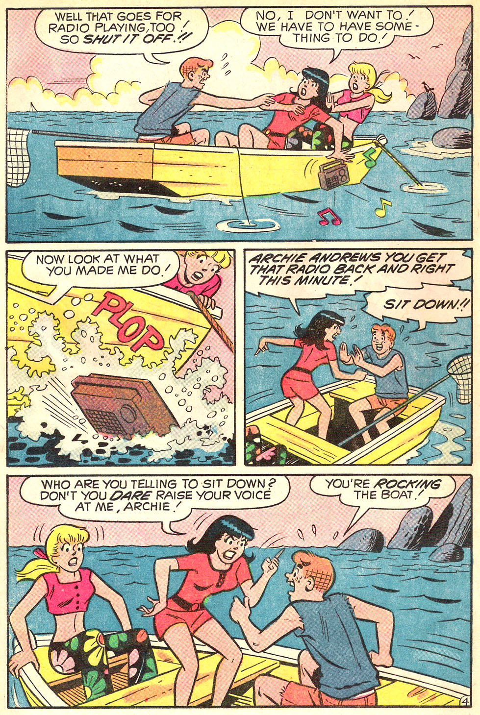 Read online Archie's Girls Betty and Veronica comic -  Issue #177 - 16