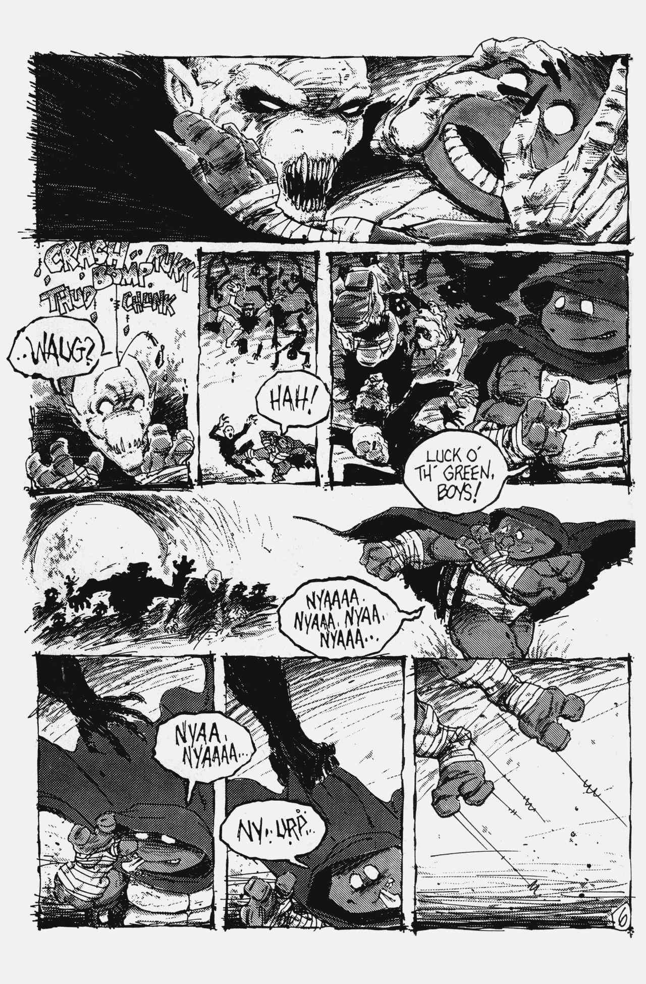 Read online Shell Shock comic -  Issue # Full - 96