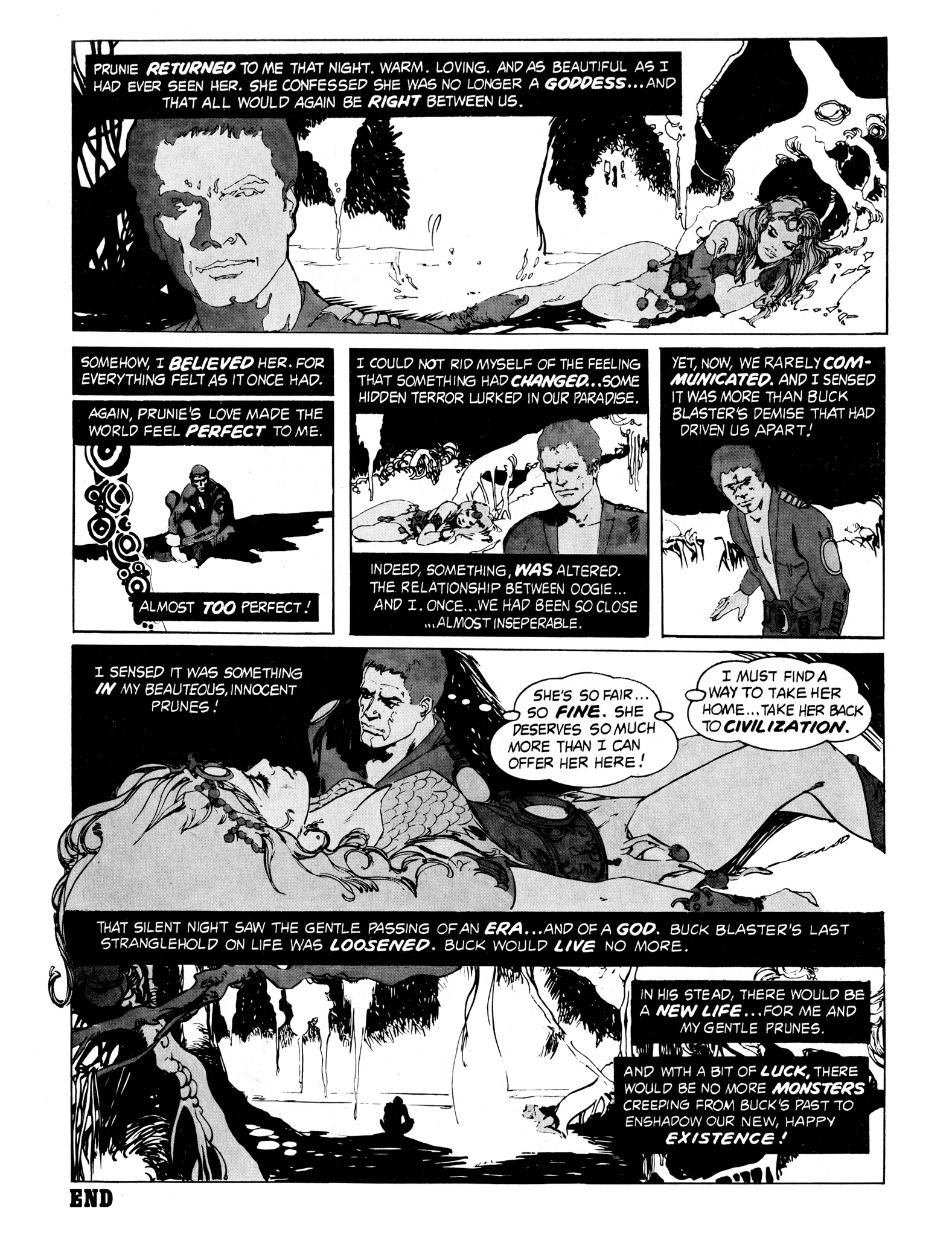 Read online Eerie Archives comic -  Issue # TPB 16 - 167