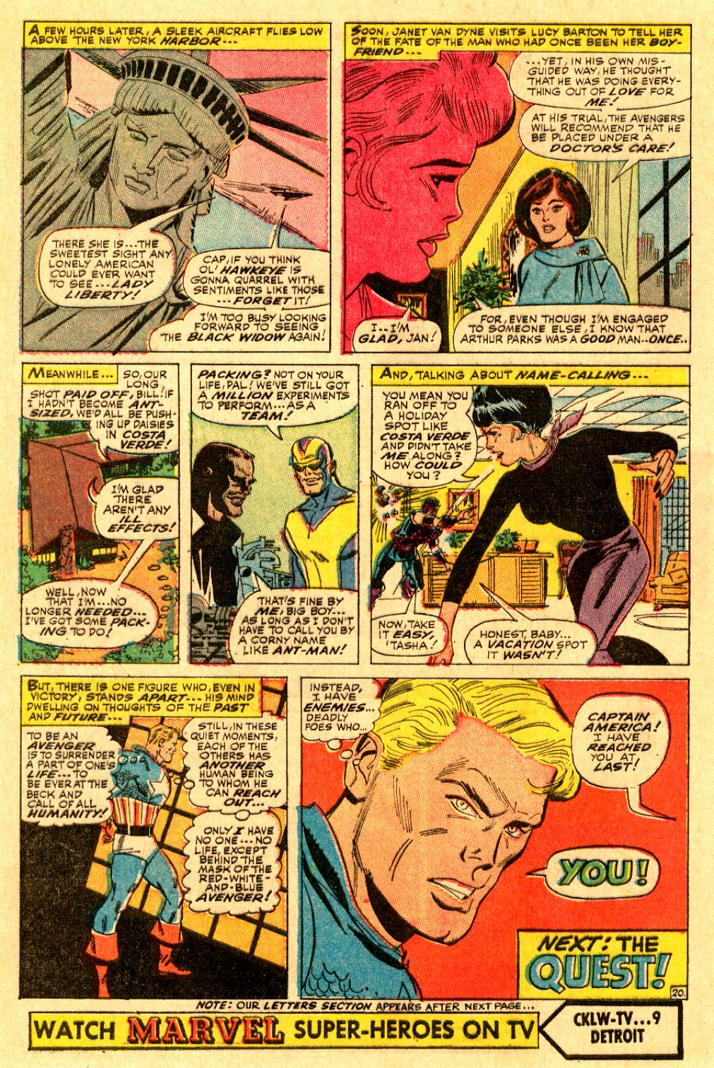 The Avengers (1963) 35 Page 21