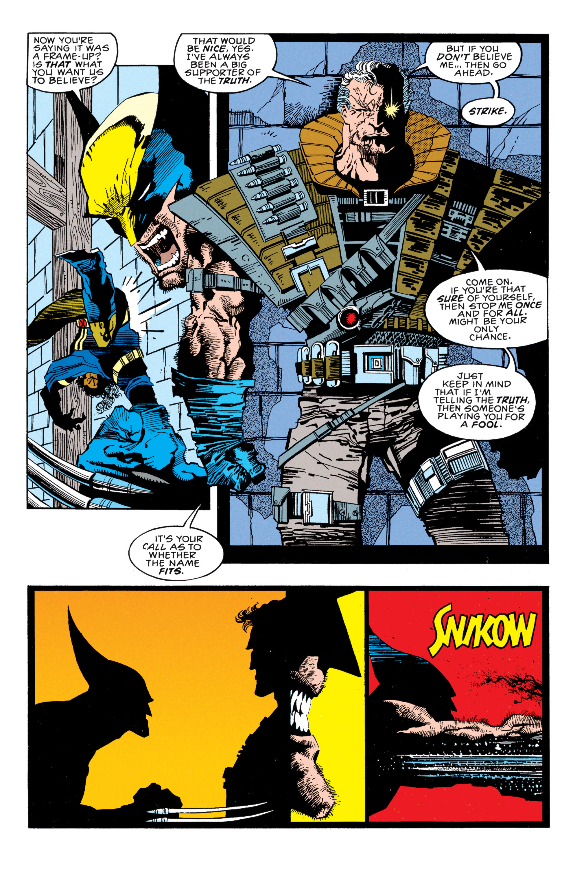 Read online X-Factor (1986) comic -  Issue #85 - 20