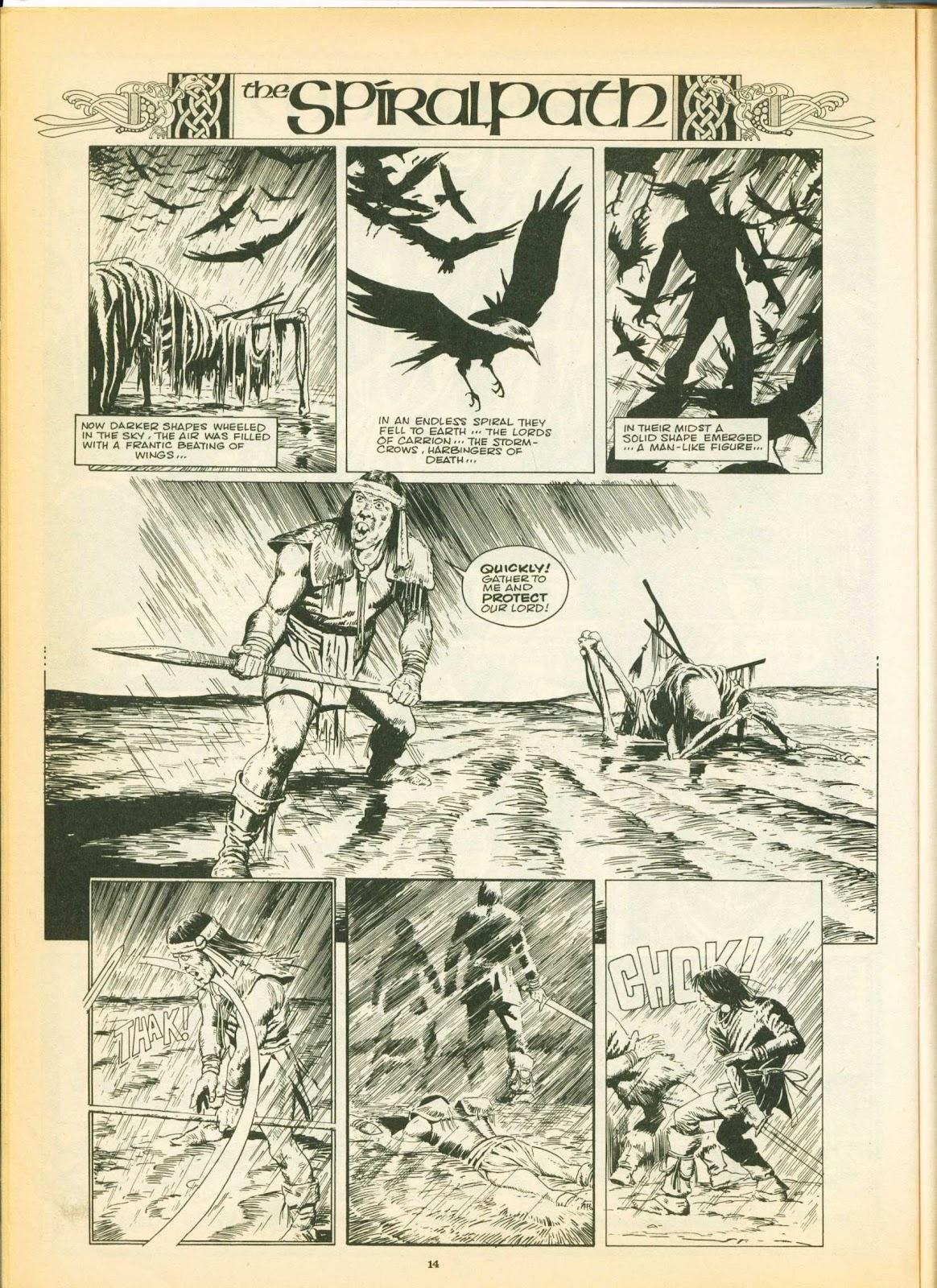 Warrior Issue #12 #13 - English 14