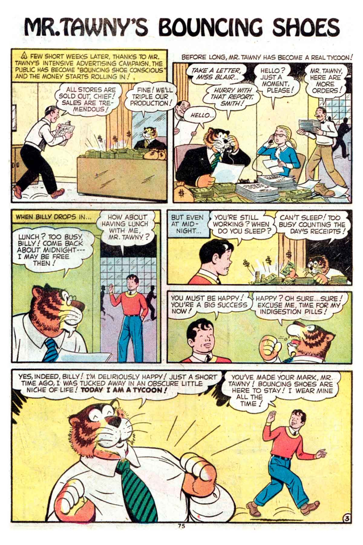 Read online Shazam! (1973) comic -  Issue #15 - 75