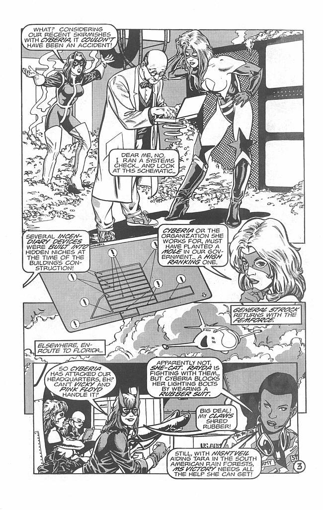 Femforce Issue #112 #112 - English 5