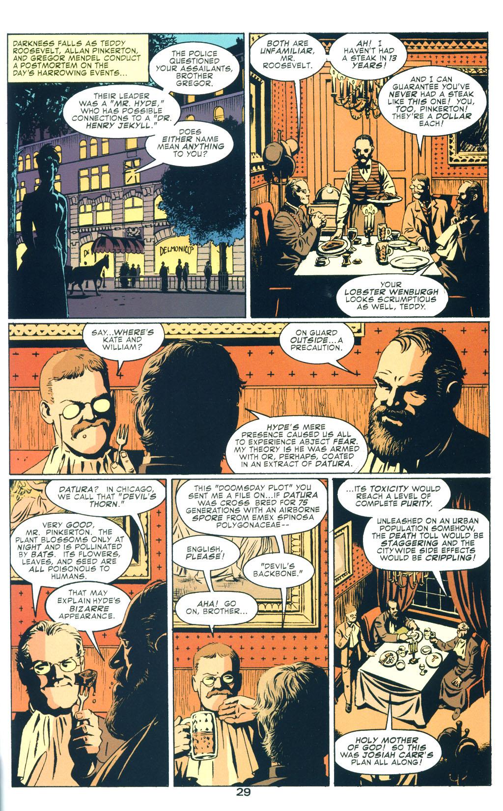 Read online Batman: Detective #27 comic -  Issue #27 TPB - 35