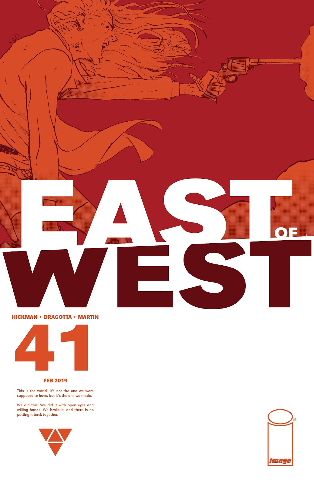 Read online East Of West comic -  Issue #41 - 1