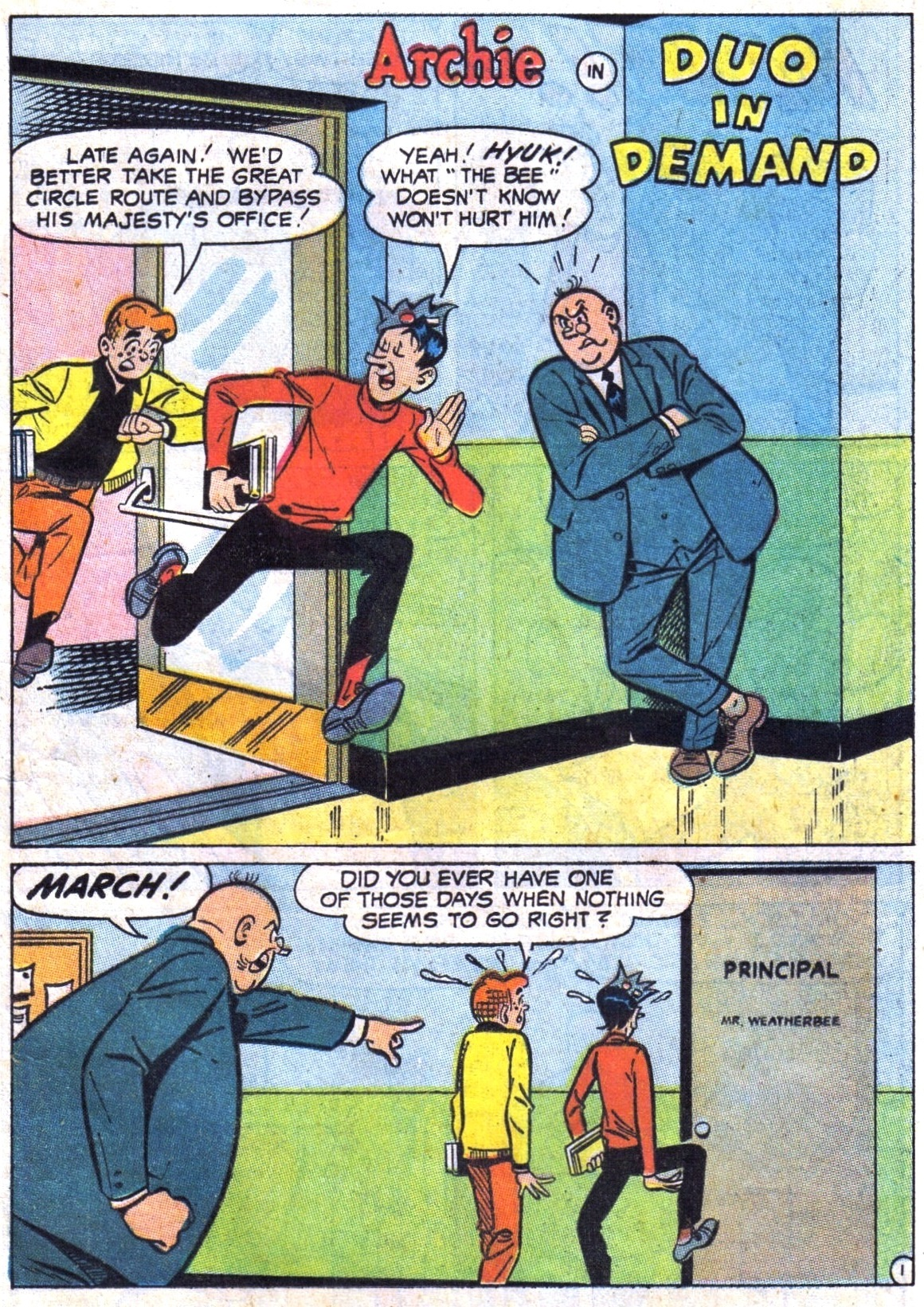 Read online Archie (1960) comic -  Issue #189 - 13