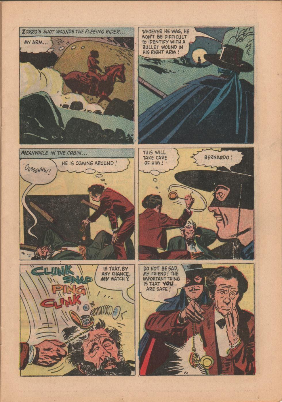 Zorro (1966) issue 5 - Page 15