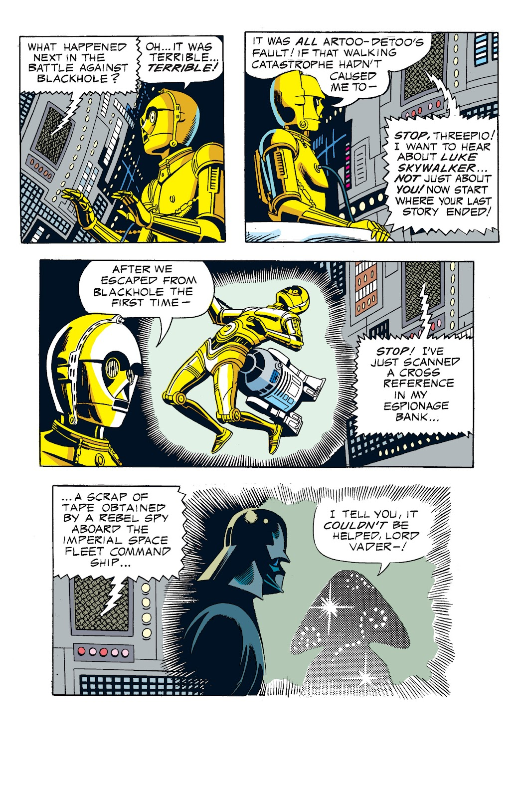 Read online Star Wars Legends: The Newspaper Strips - Epic Collection comic -  Issue # TPB (Part 1) - 76