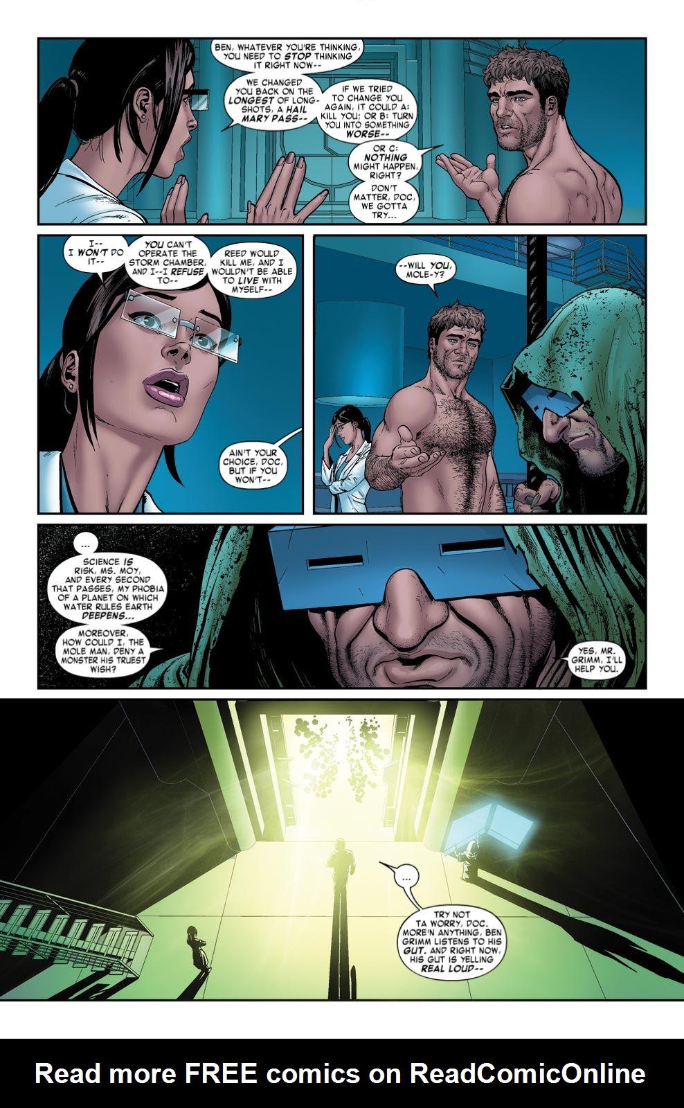 Read online Fantastic Four: Season One comic -  Issue # TPB - 95