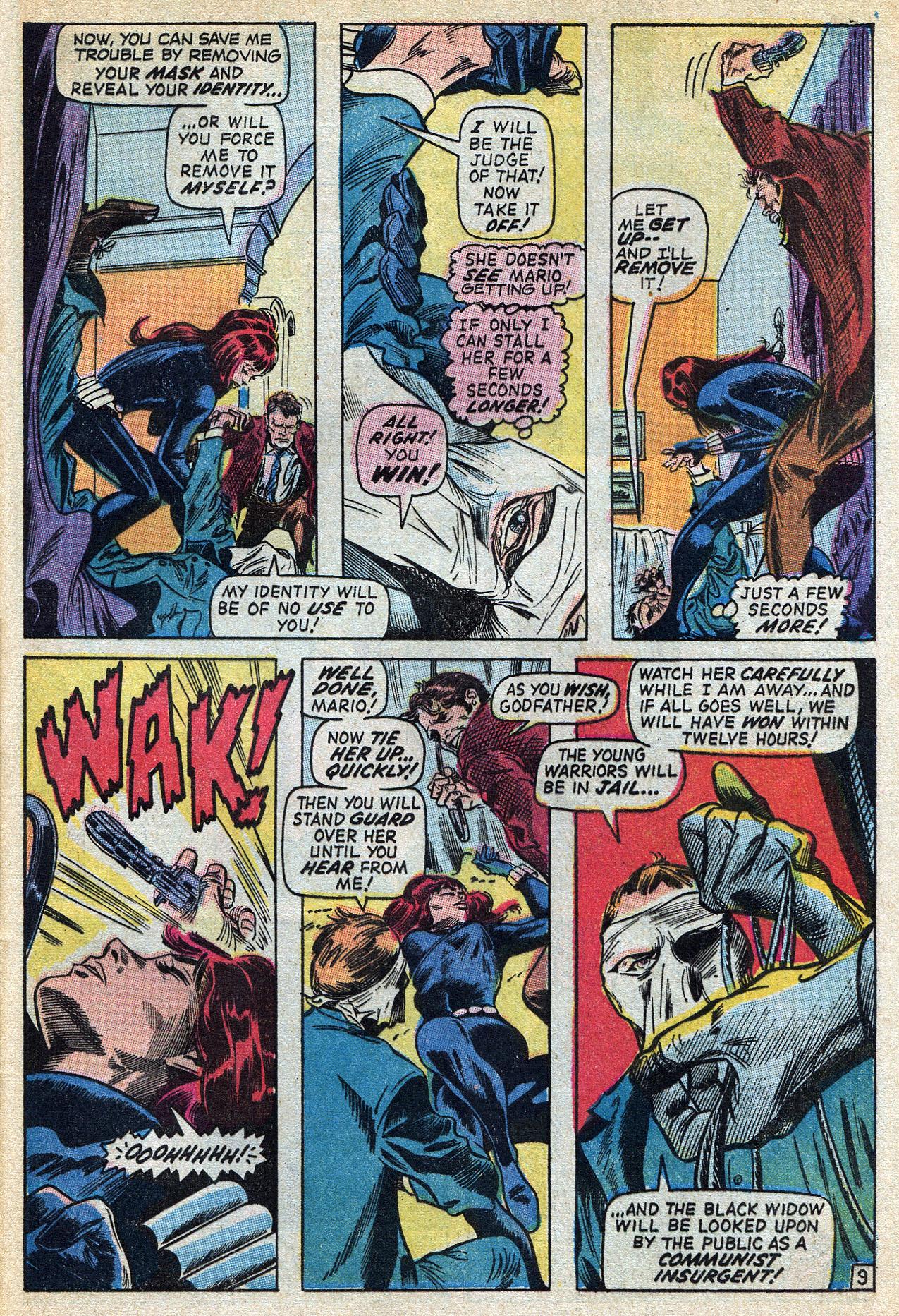 Read online Amazing Adventures (1970) comic -  Issue #3 - 29