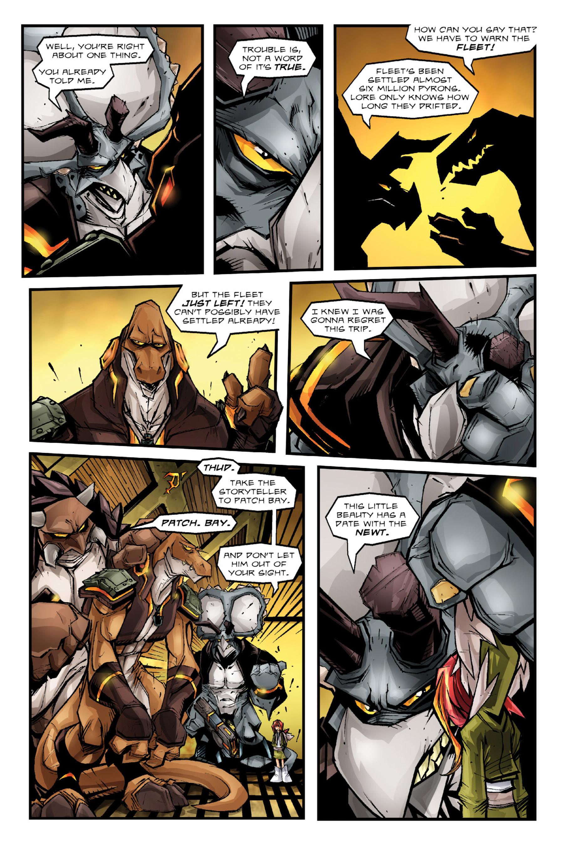 Read online Rexodus comic -  Issue # Full - 36