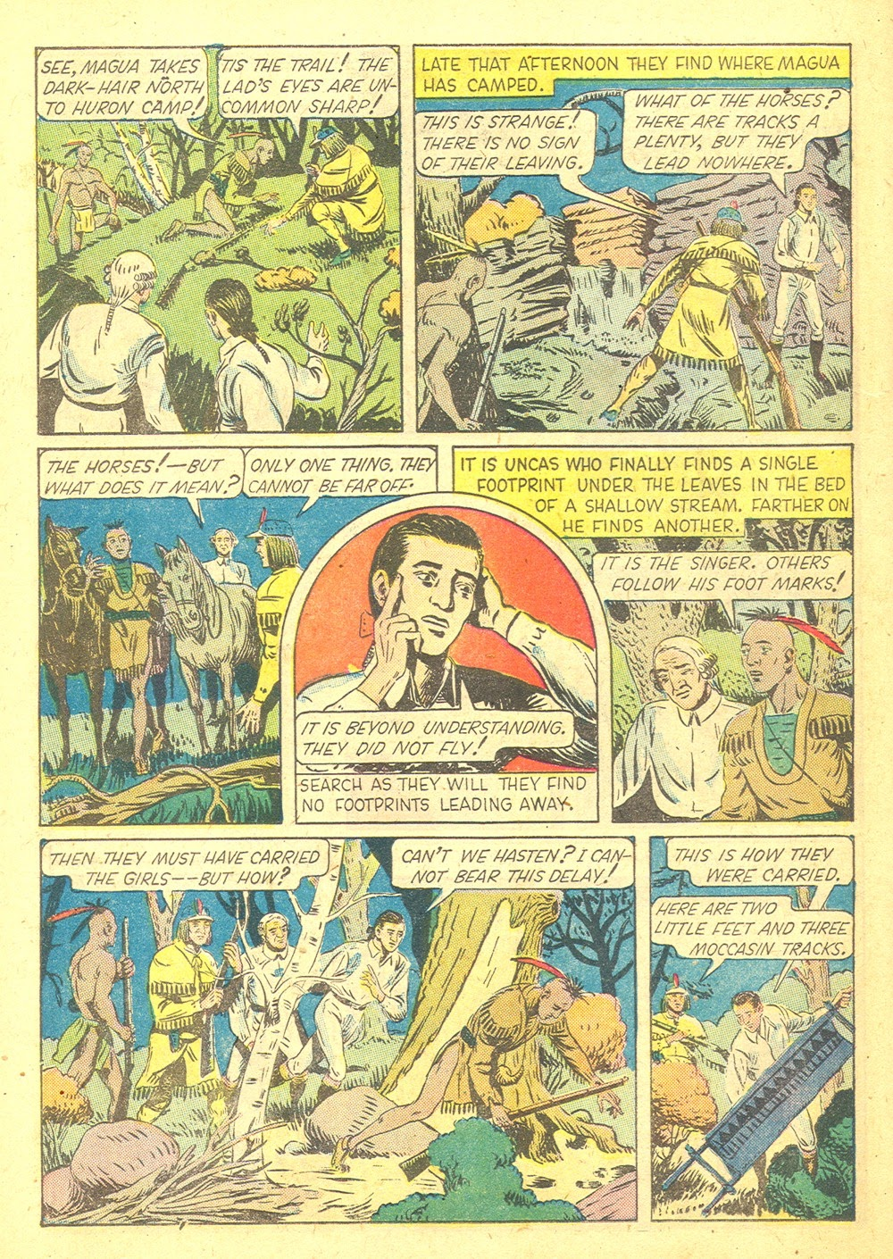 Classics Illustrated issue 4 - Page 38