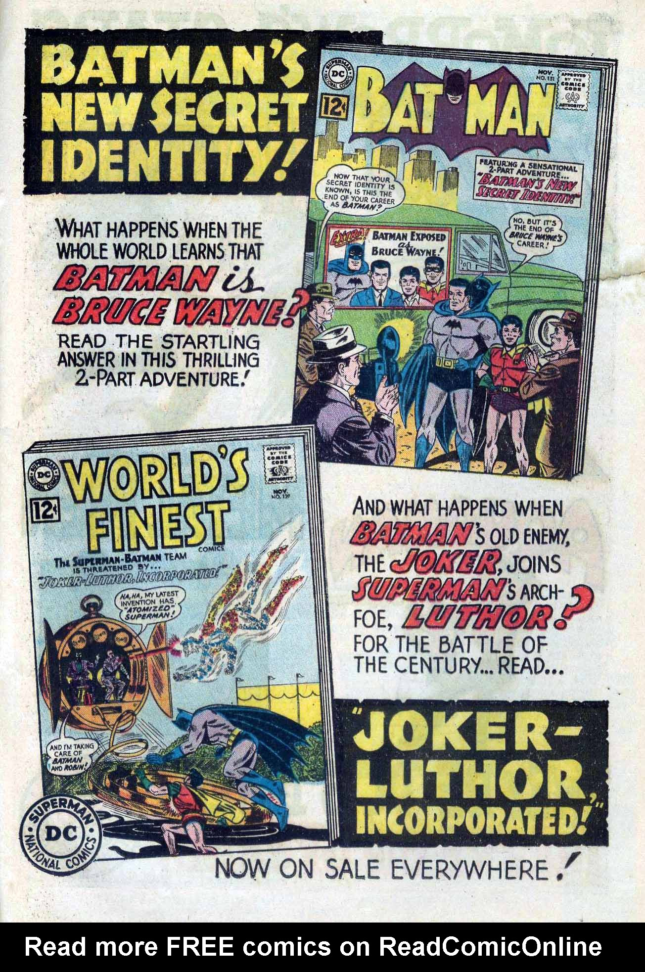 Read online Adventure Comics (1938) comic -  Issue #302 - 34