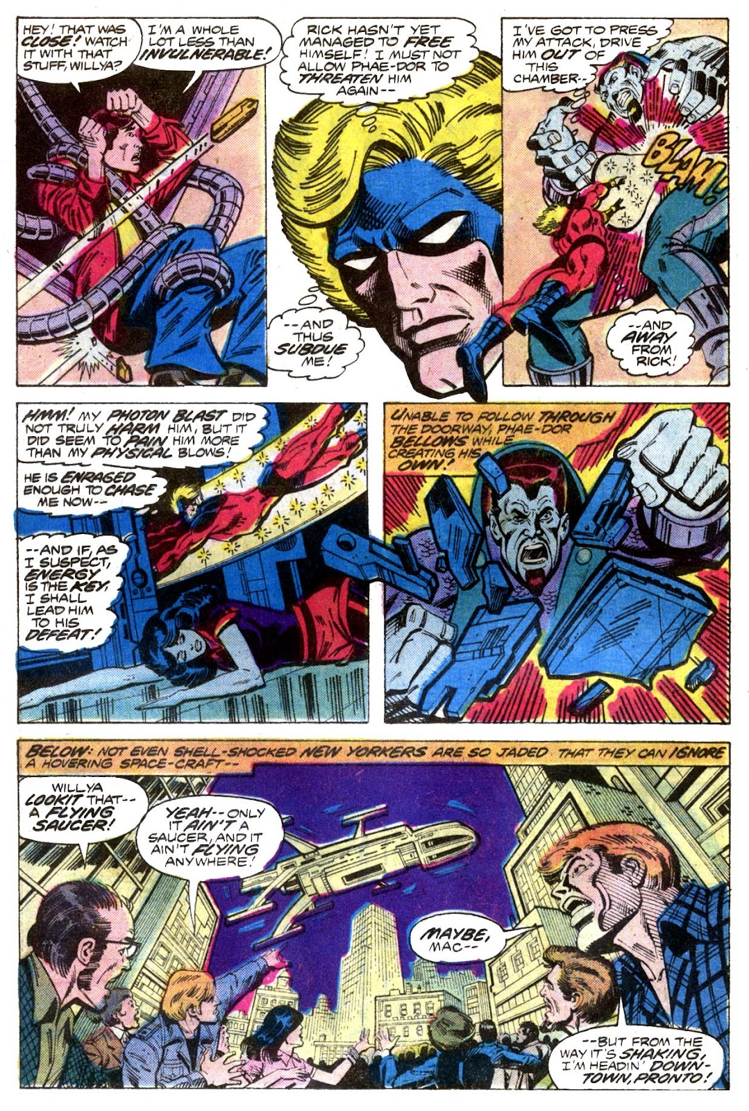 Captain Marvel (1968) issue 52 - Page 13