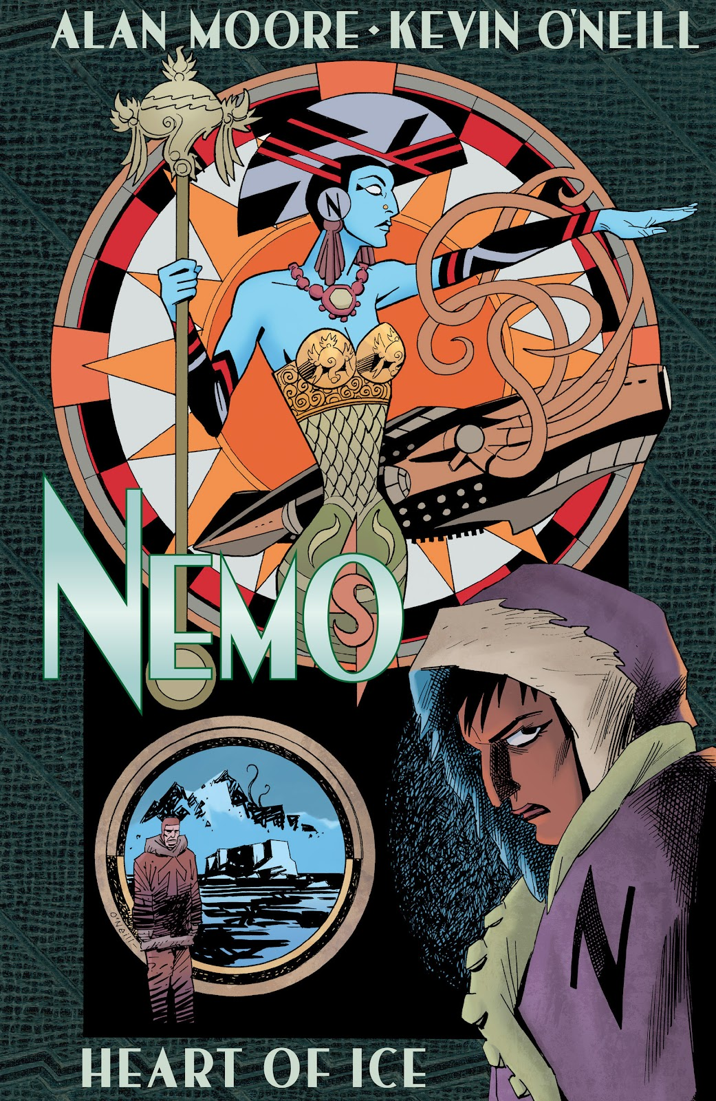 Nemo: Heart of Ice issue 1 - Page 1