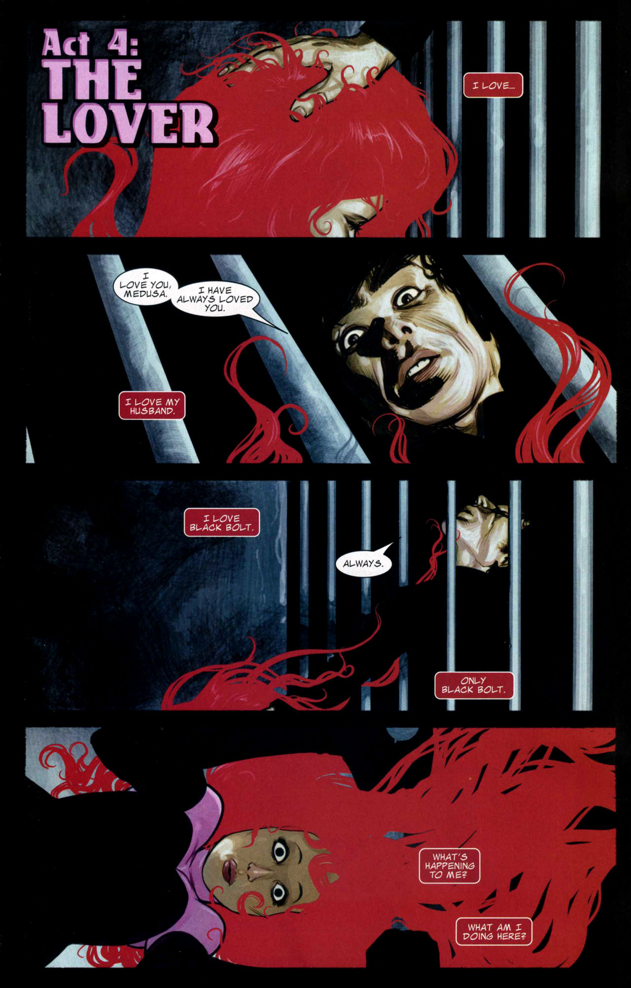 Read online Silent War comic -  Issue #4 - 3