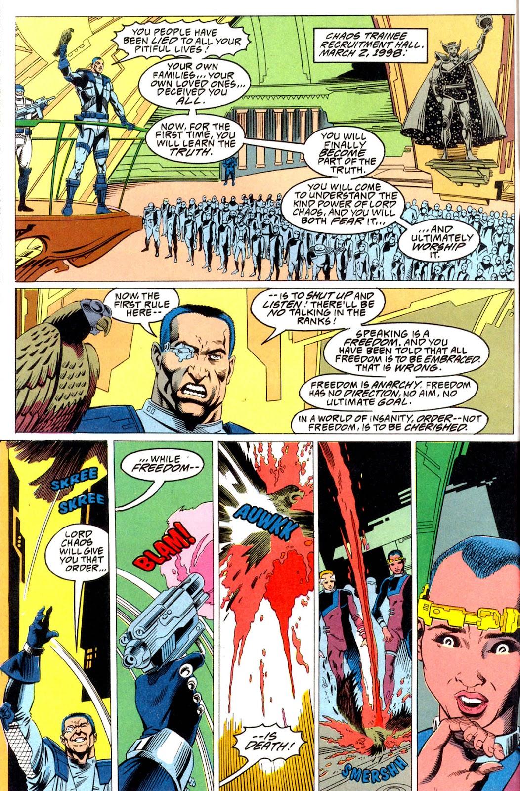 Read online Team Titans comic -  Issue #1b - 8
