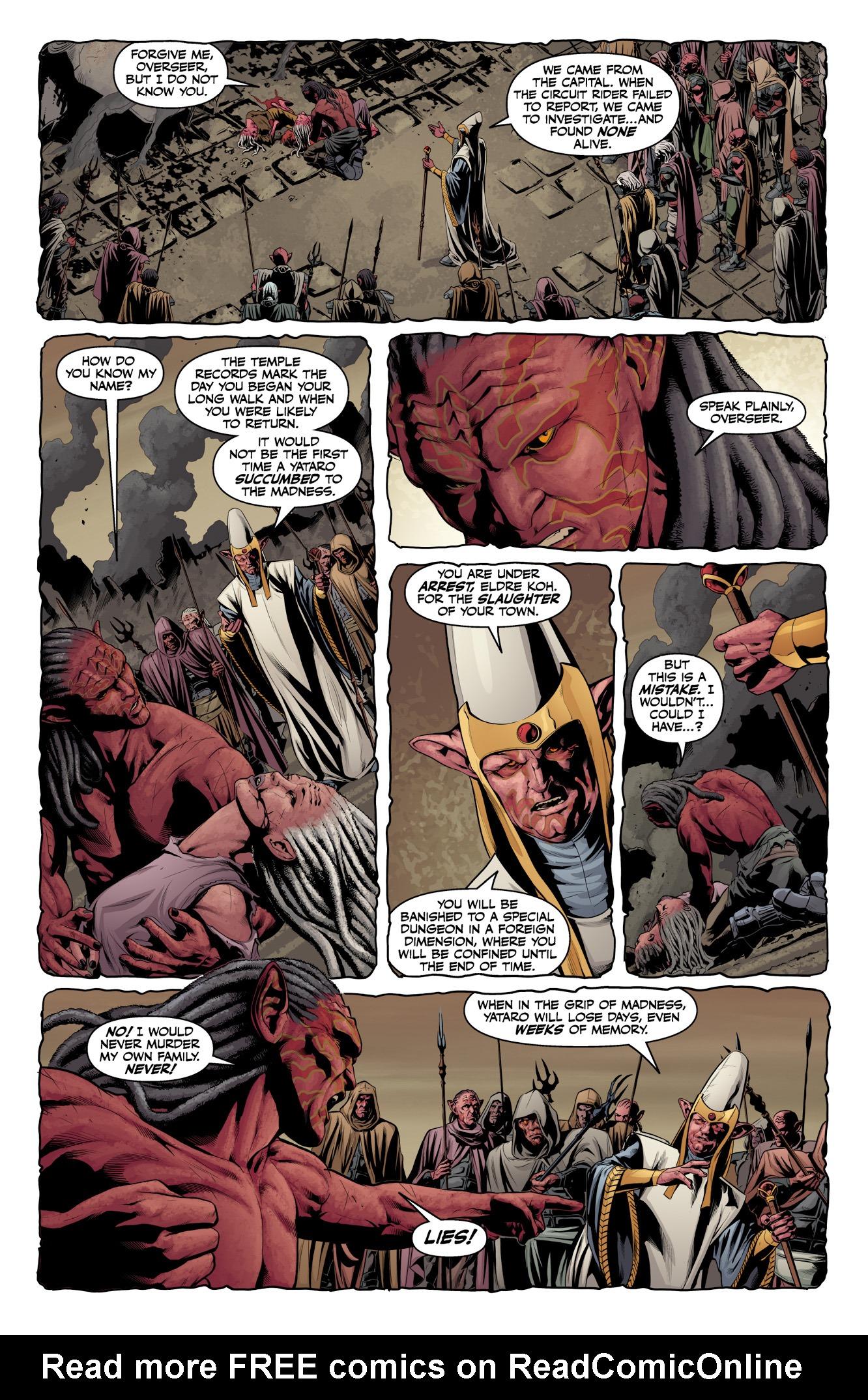 Read online Angel & Faith Season 10 comic -  Issue #12 - 9
