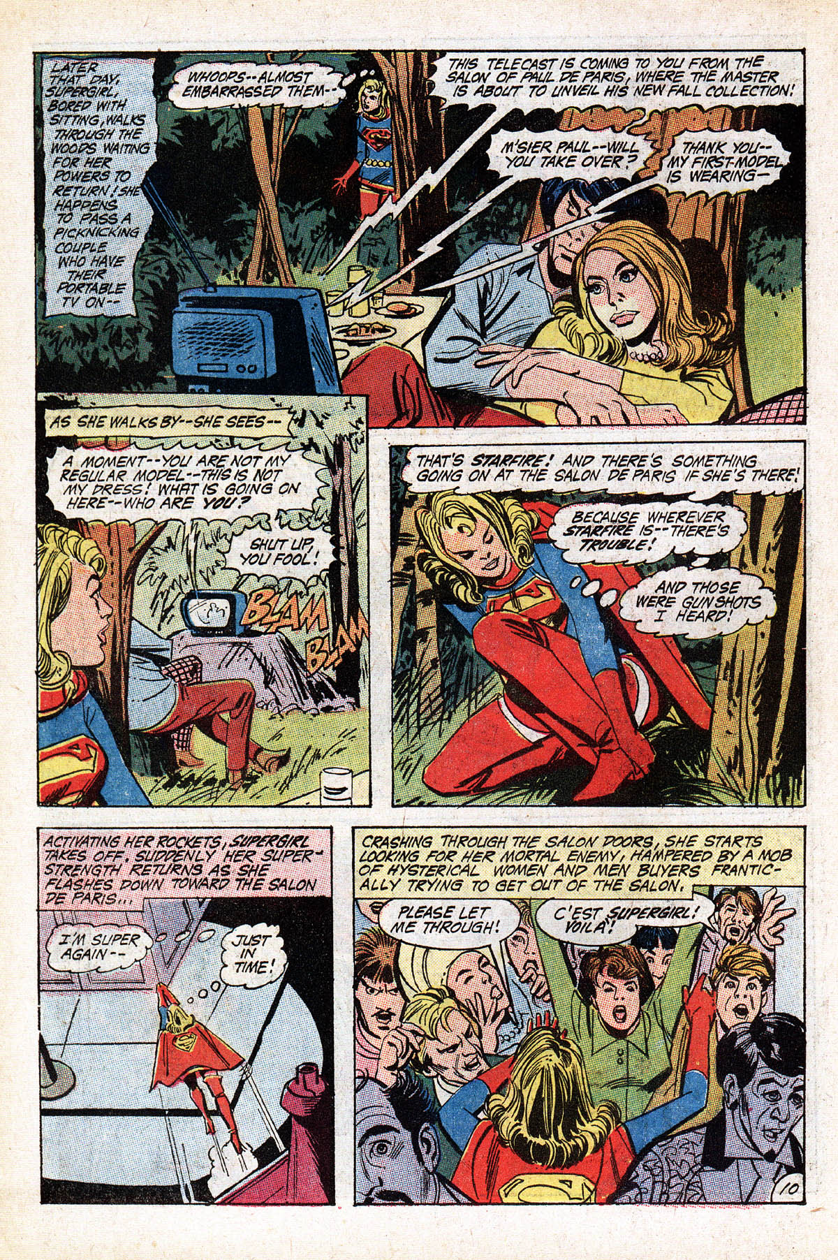 Read online Adventure Comics (1938) comic -  Issue #405 - 14