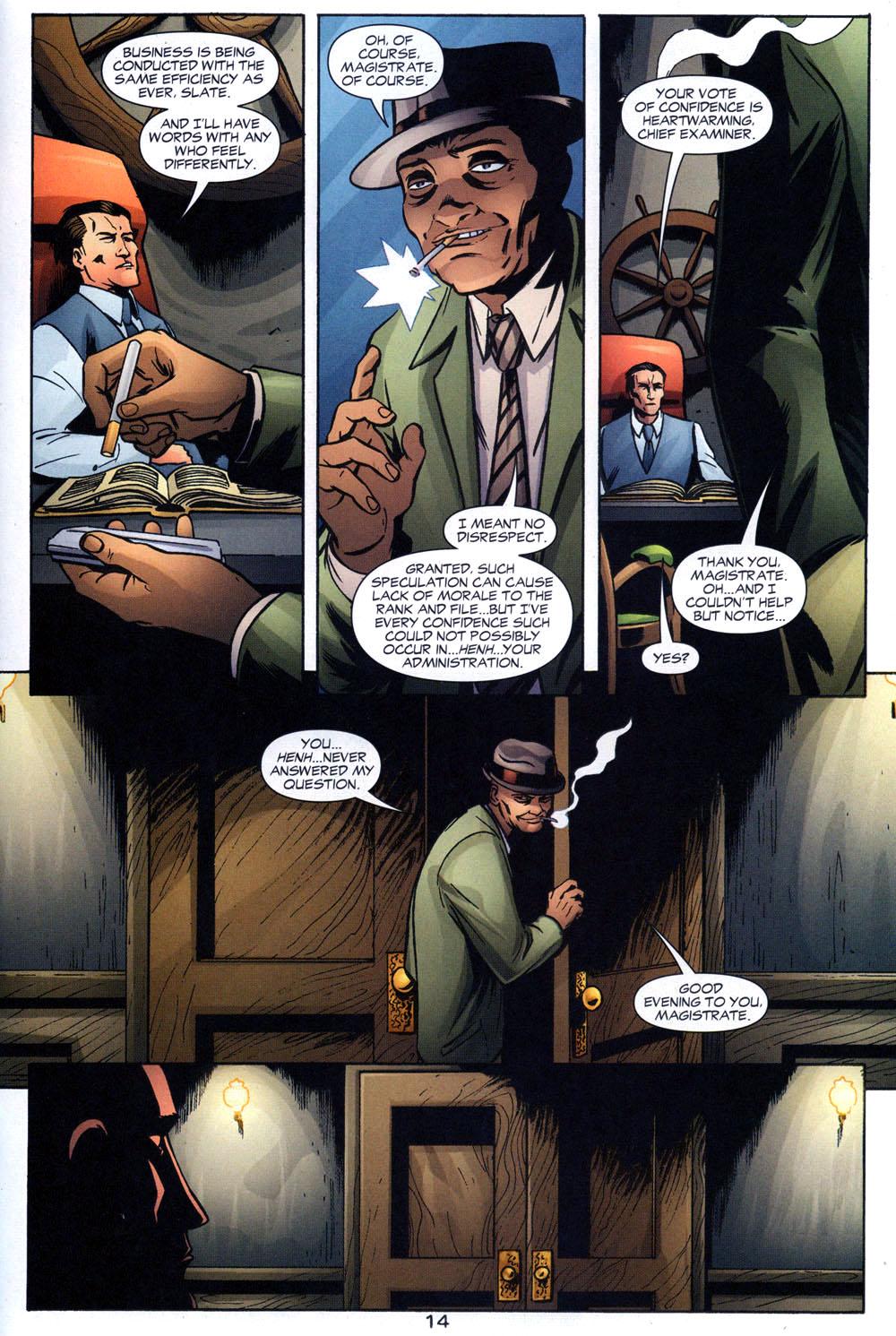 Read online Fallen Angel (2003) comic -  Issue #2 - 15