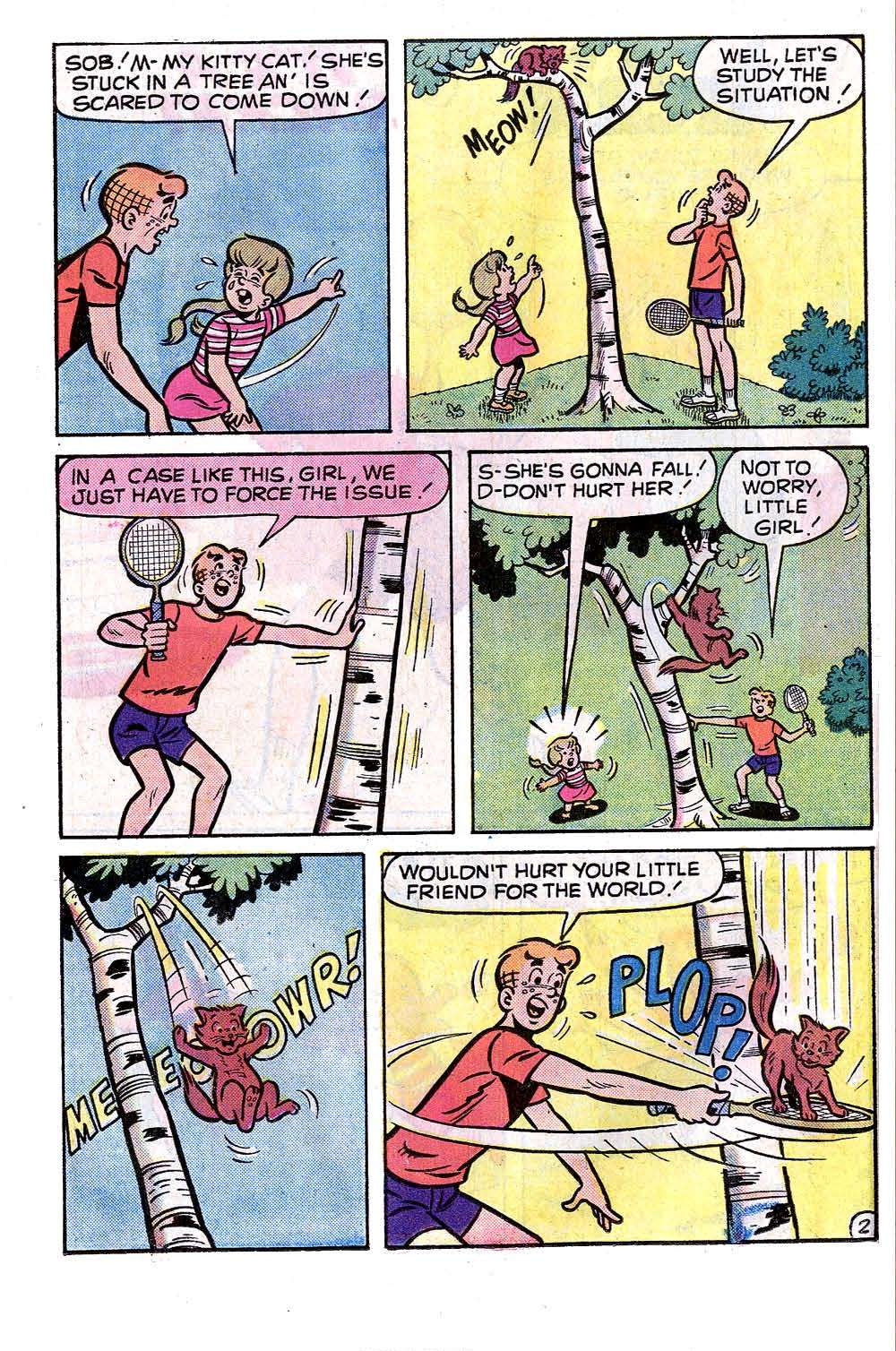 Read online Archie (1960) comic -  Issue #257 - 14