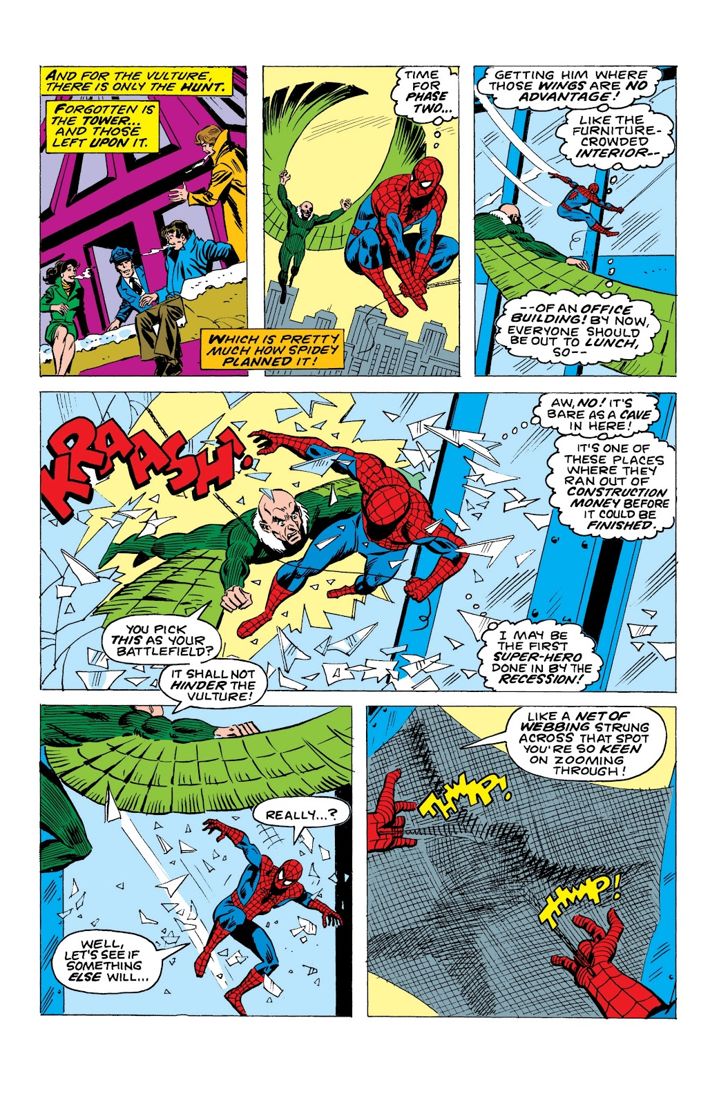 Read online Marvel Masterworks: The Spectacular Spider-Man comic -  Issue # TPB (Part 1) - 76