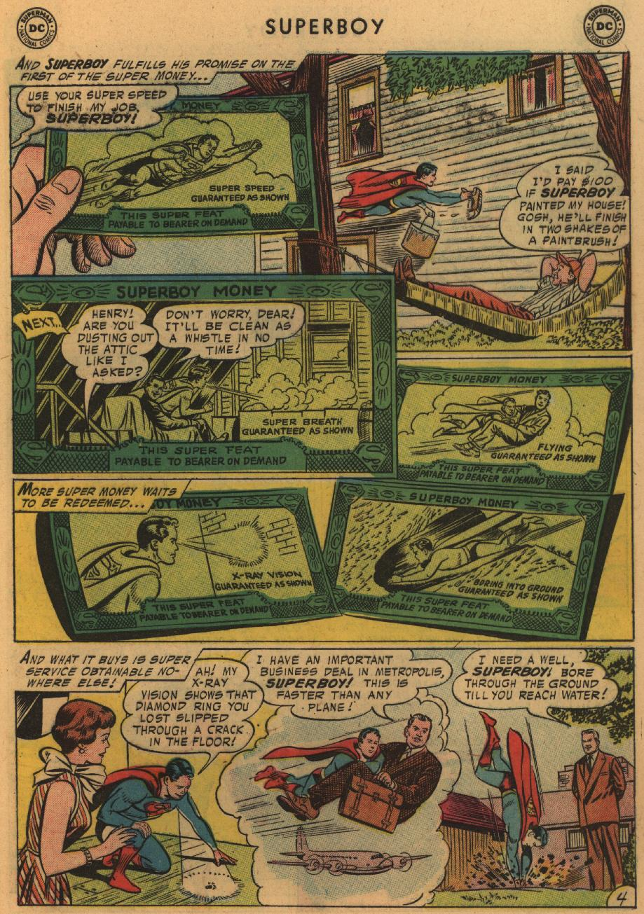 Superboy (1949) issue 51 - Page 20