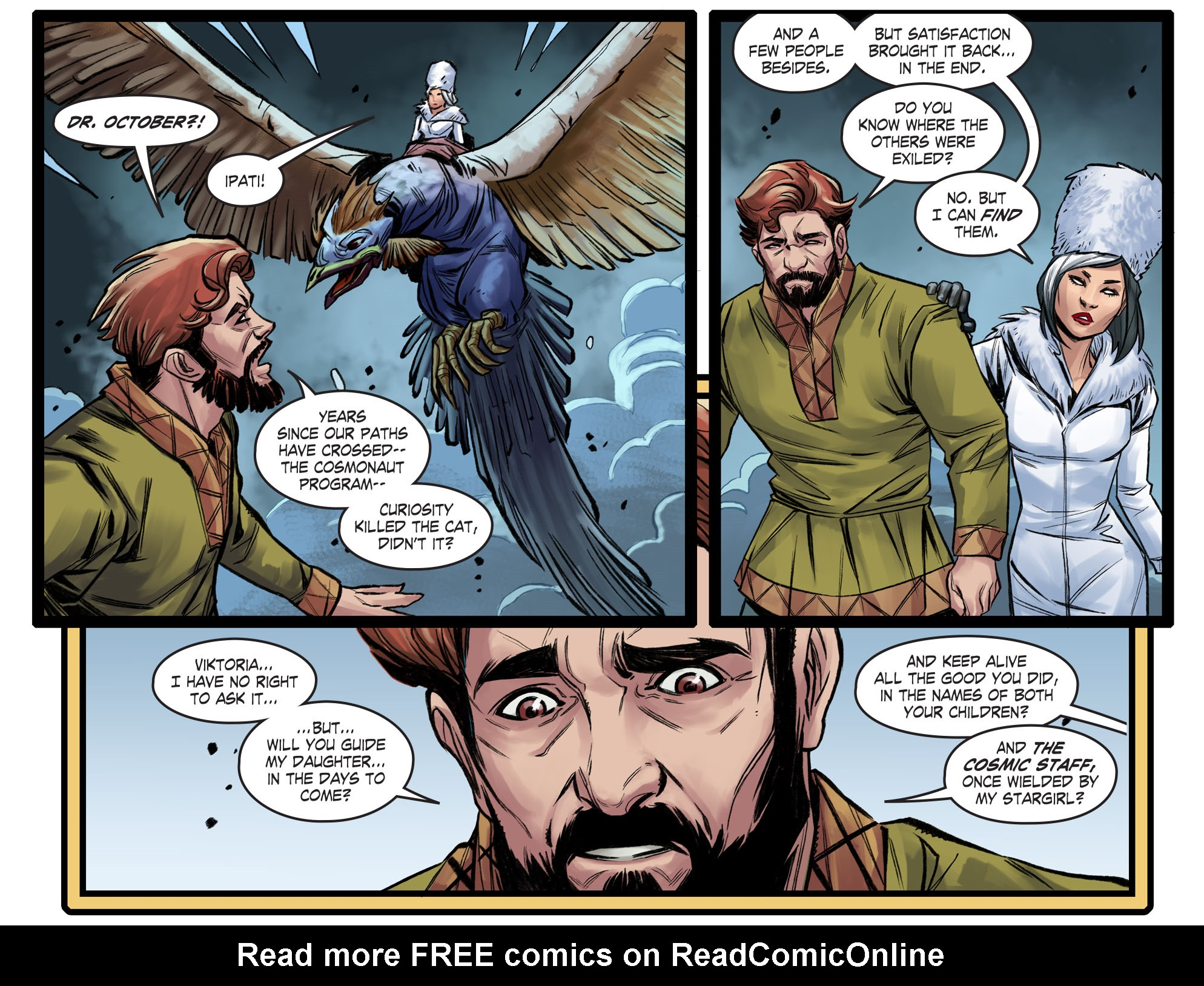 Read online DC Comics: Bombshells comic -  Issue #99 - 14