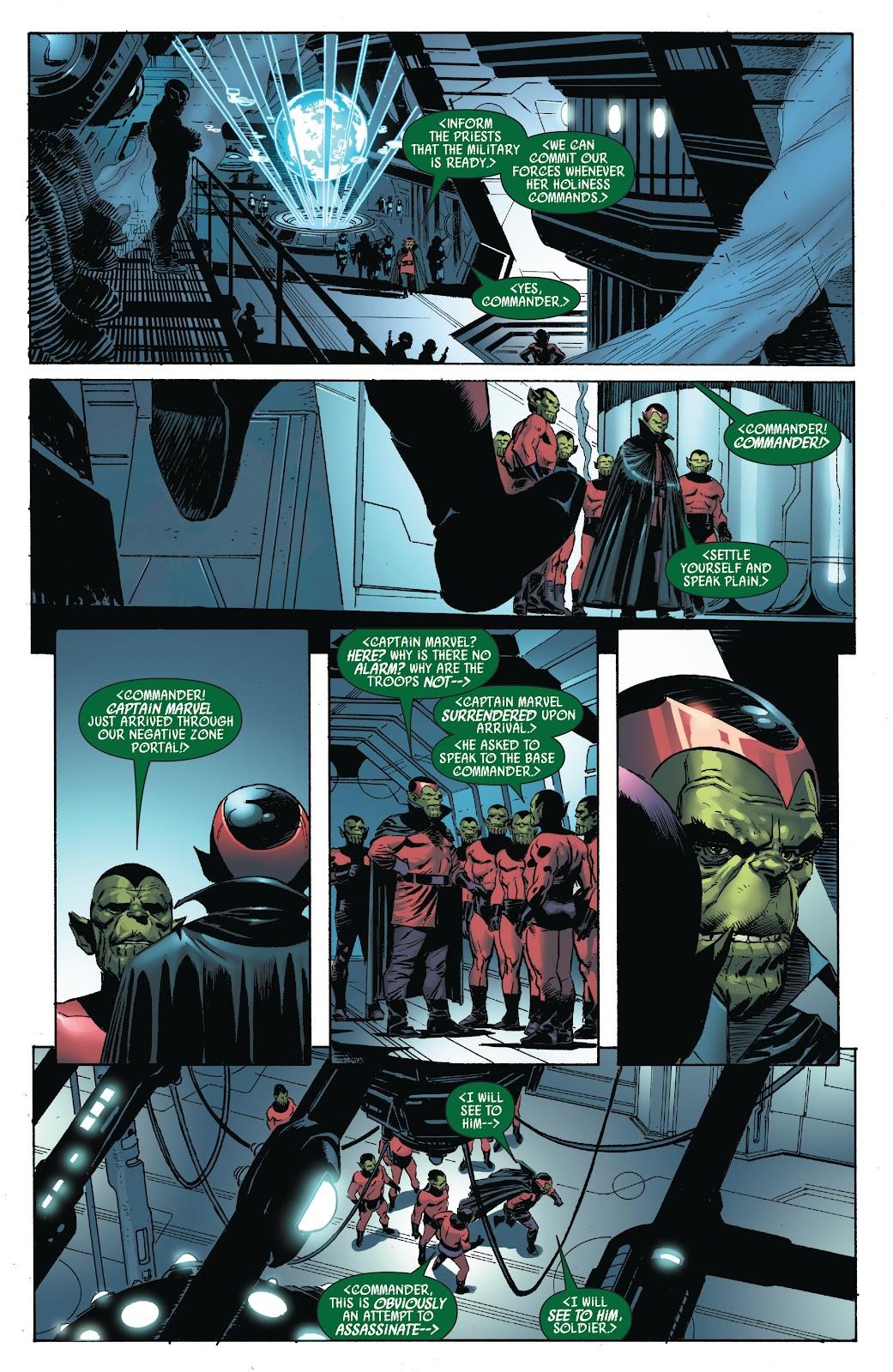 Read online Secret Invasion: Rise of the Skrulls comic -  Issue # TPB (Part 4) - 76