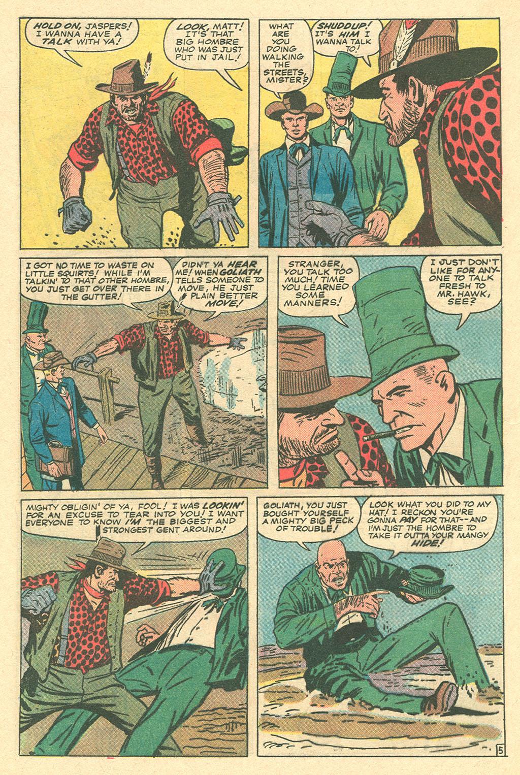 Read online Two-Gun Kid comic -  Issue #105 - 8