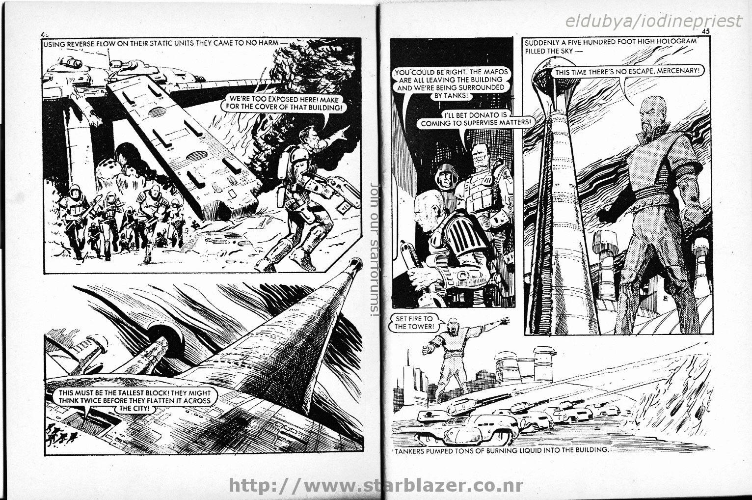 Starblazer issue 119 - Page 24