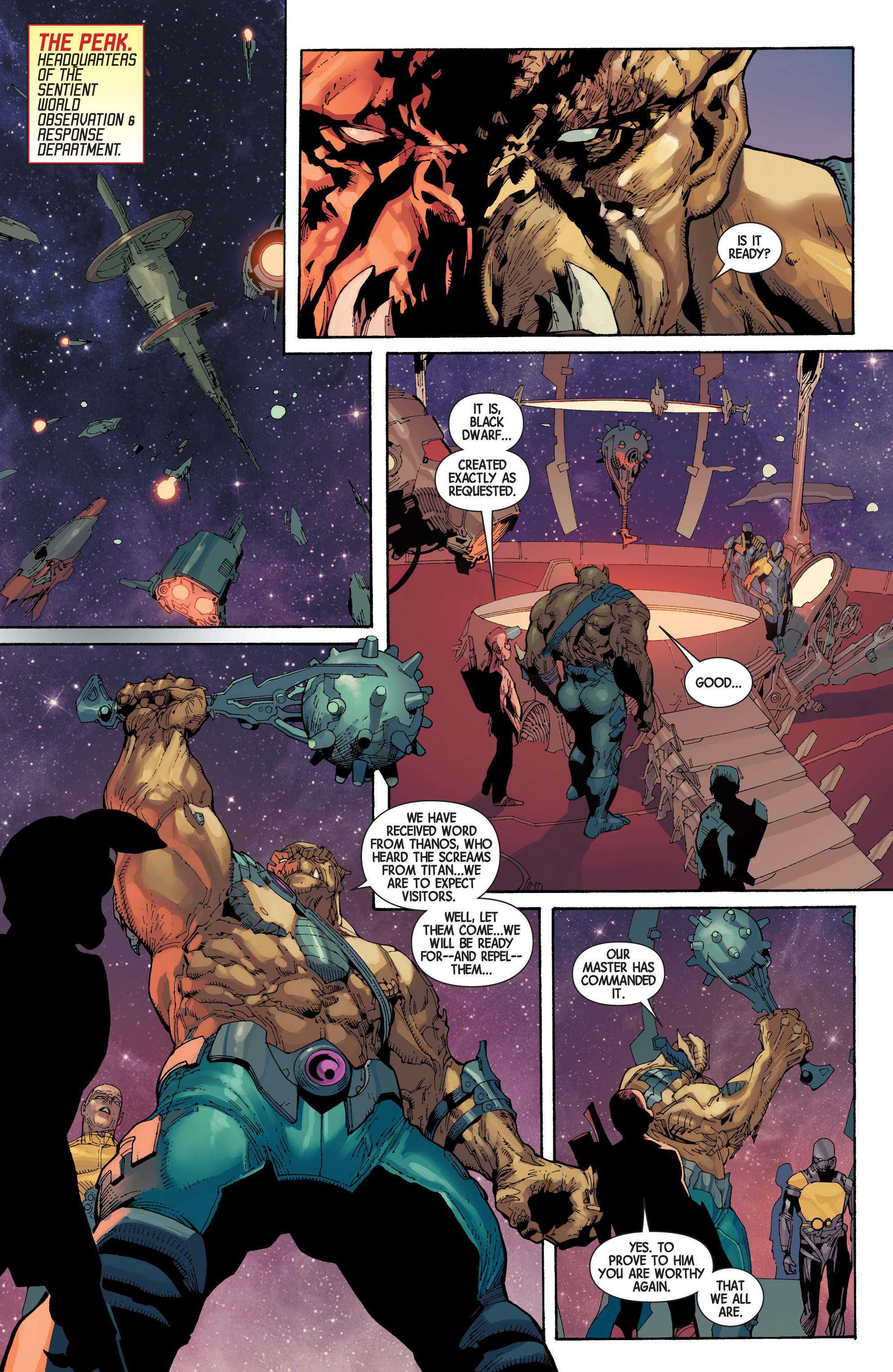 Read online Avengers (2013) comic -  Issue #Avengers (2013) _TPB 4 - 137