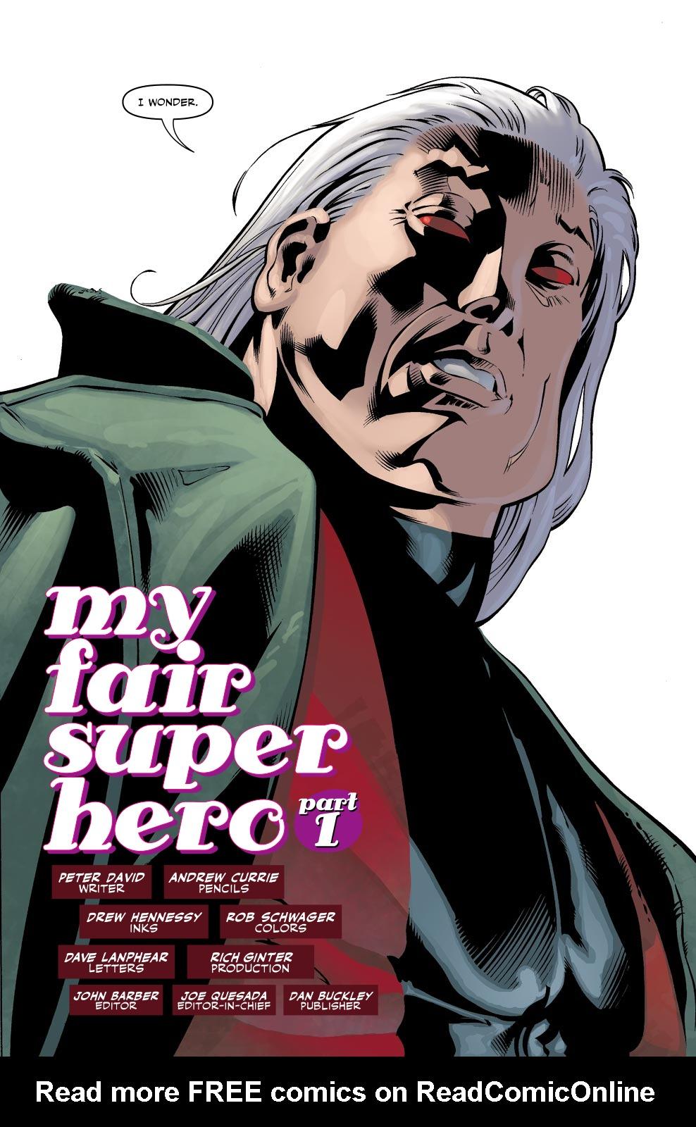 Read online Wonder Man (2007) comic -  Issue #1 - 3
