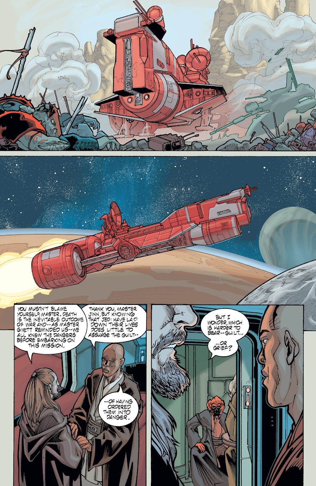 Read online Star Wars Legends: Rise of the Sith - Epic Collection comic -  Issue # TPB 1 (Part 5) - 48