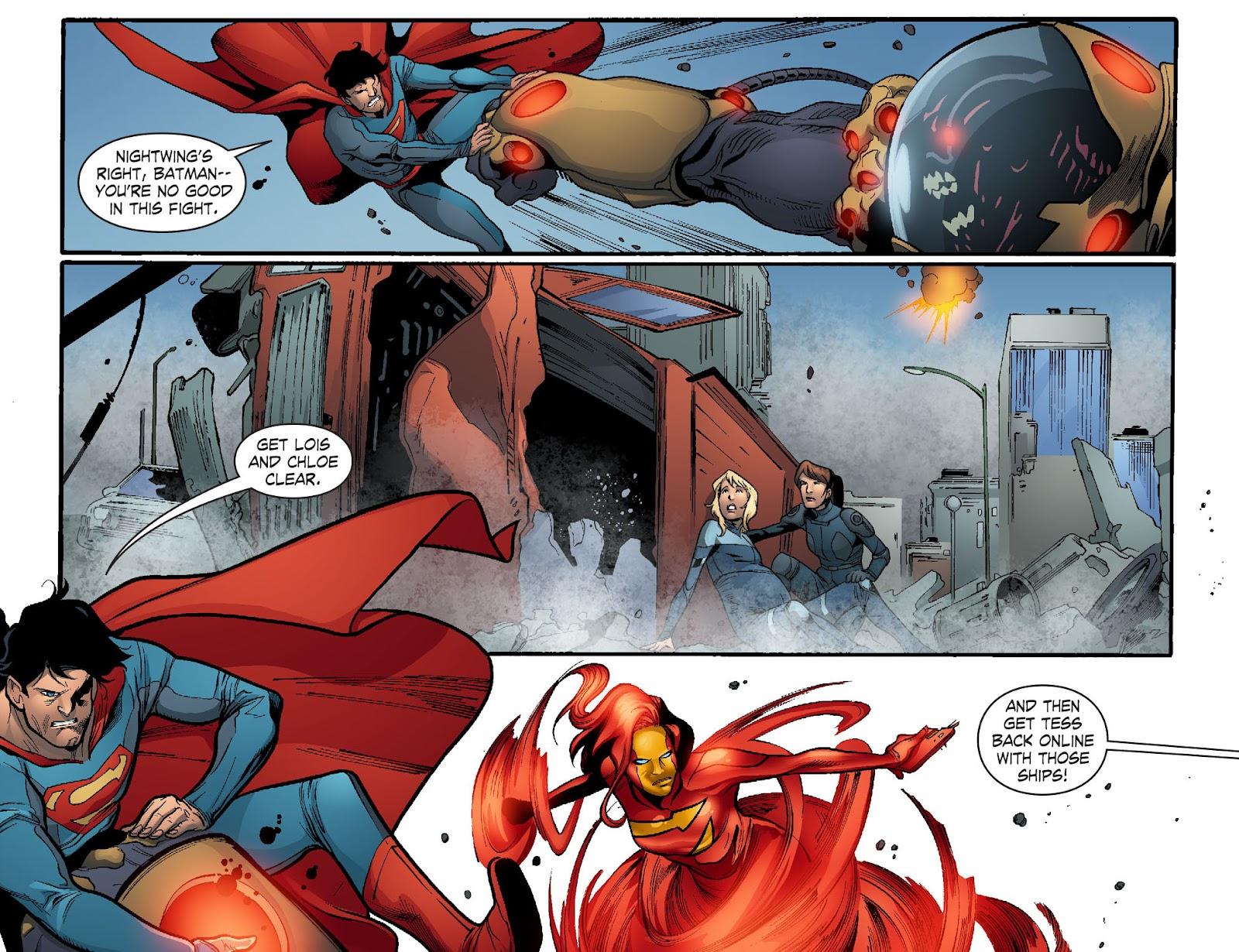 Comic Smallville Continuity Issue 8