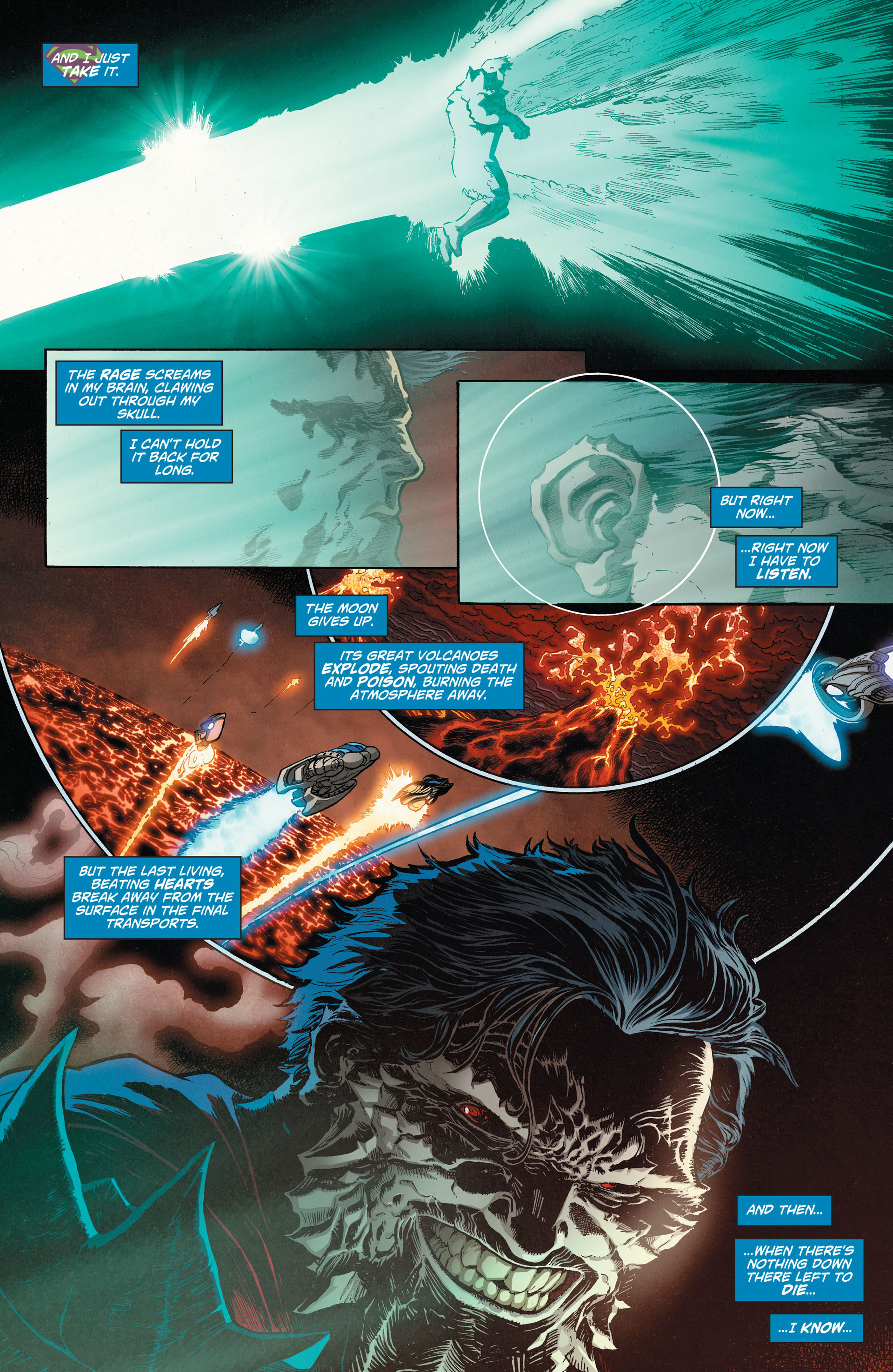 Read online Action Comics (2011) comic -  Issue #33 - 14