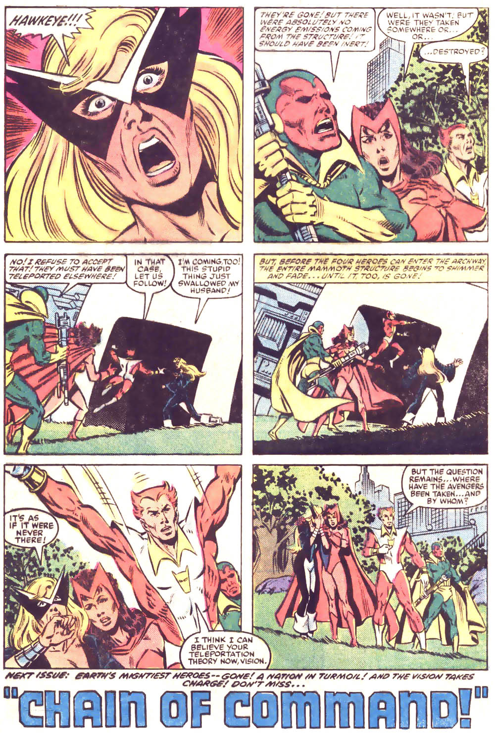 The Avengers (1963) 242 Page 21